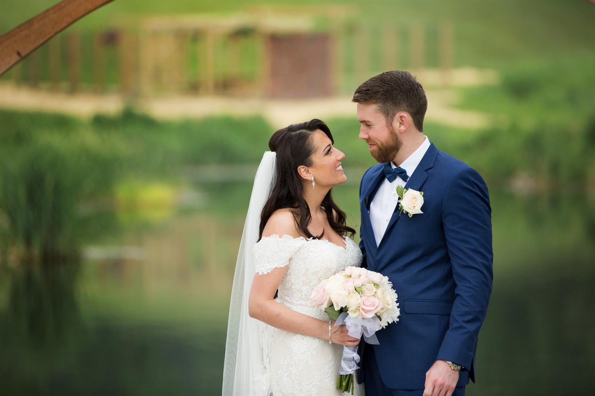 David and Megan Wedding Photos