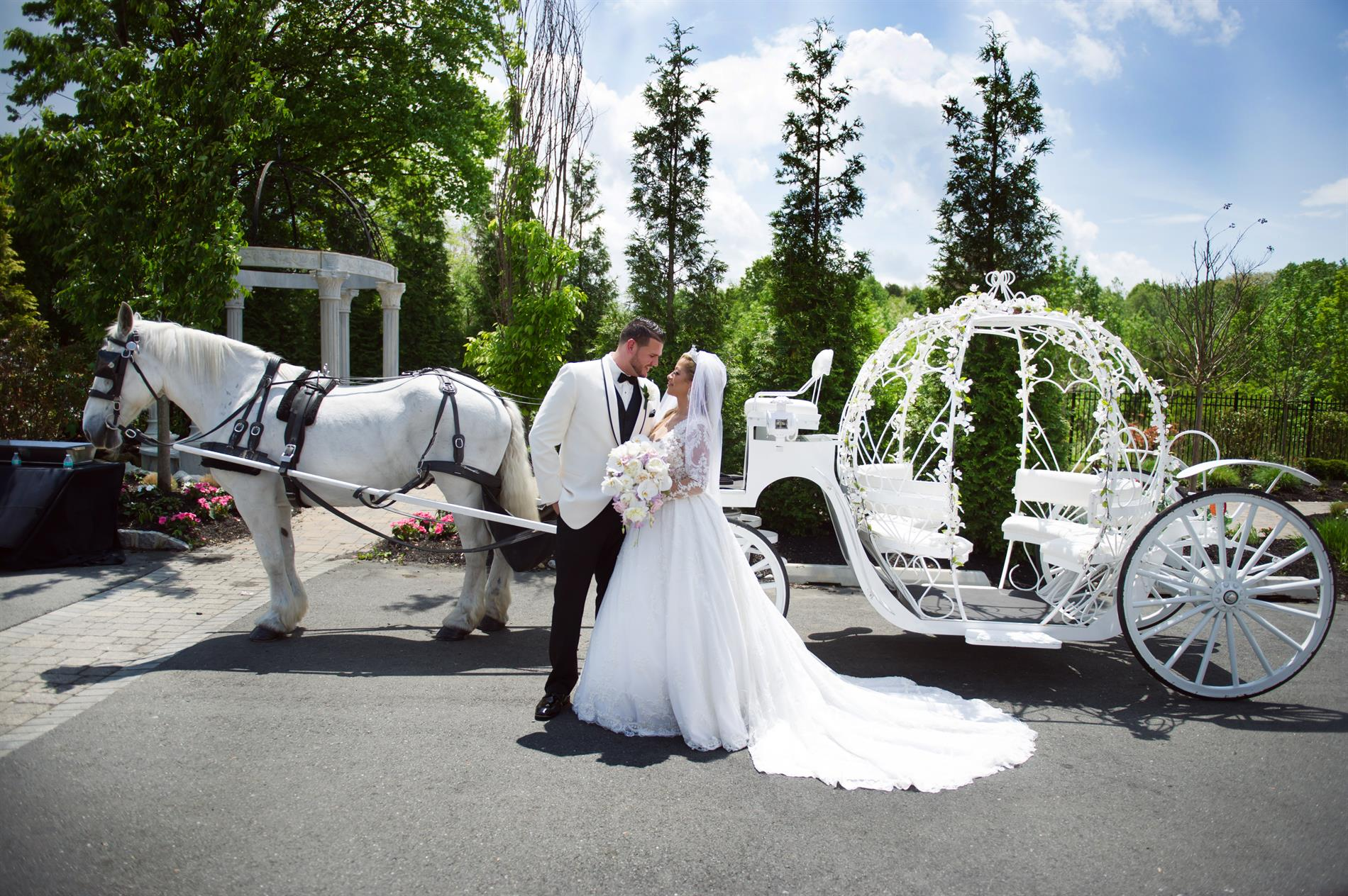 Roxanne and Anthony Wedding Photos