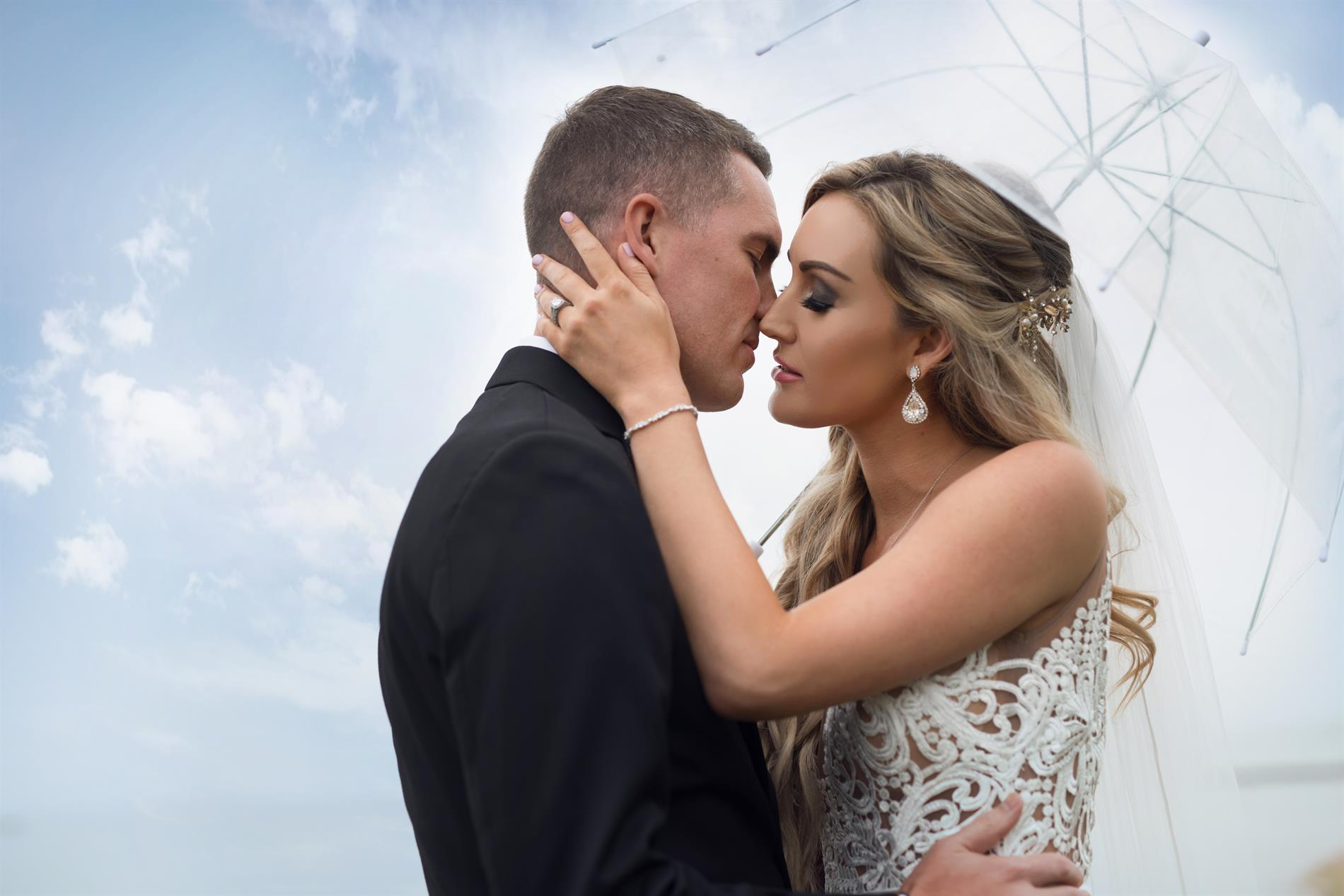 Caitlin and Travis Wedding Photos