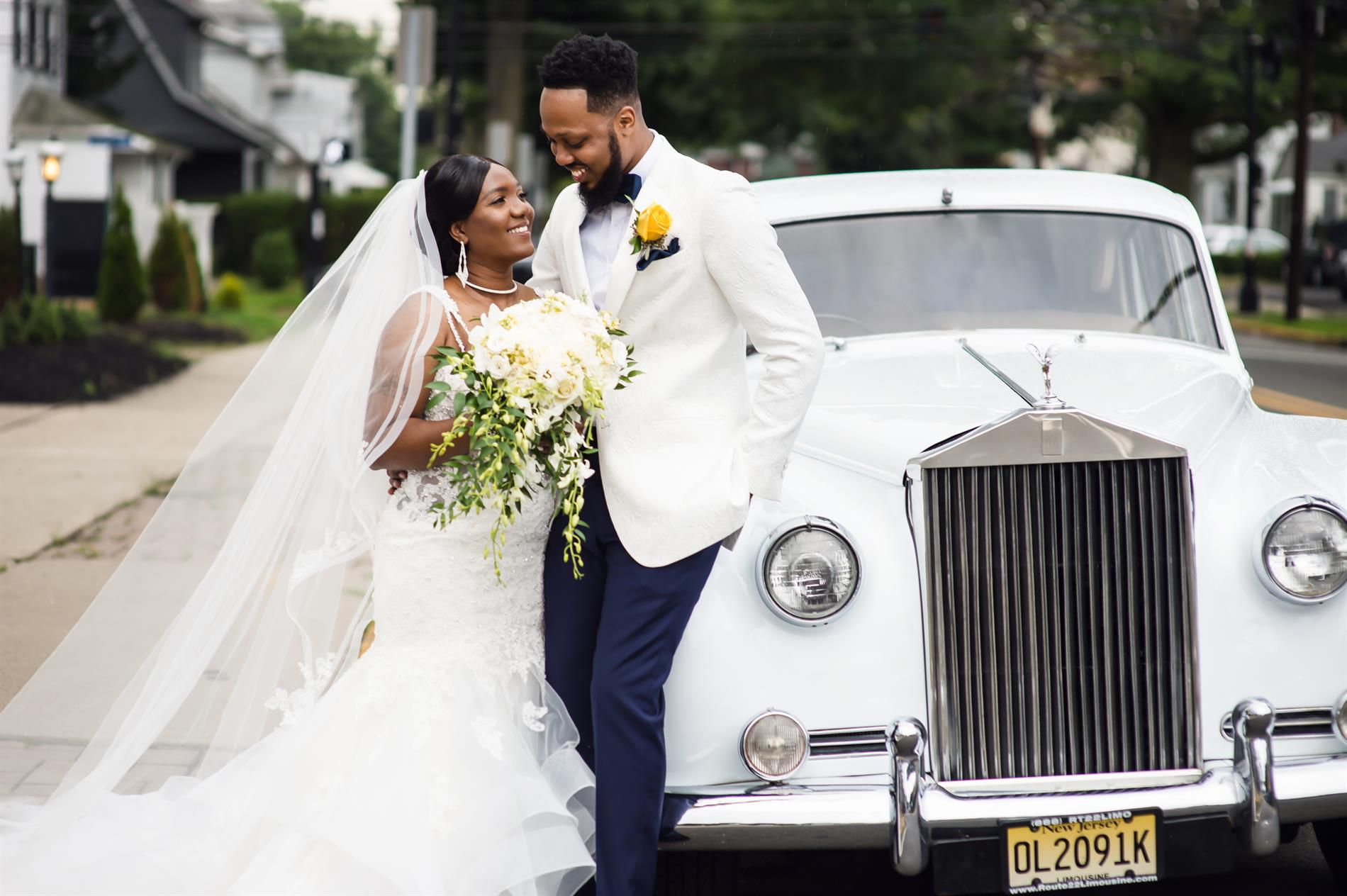 Sukenna and Derrick Wedding Photos