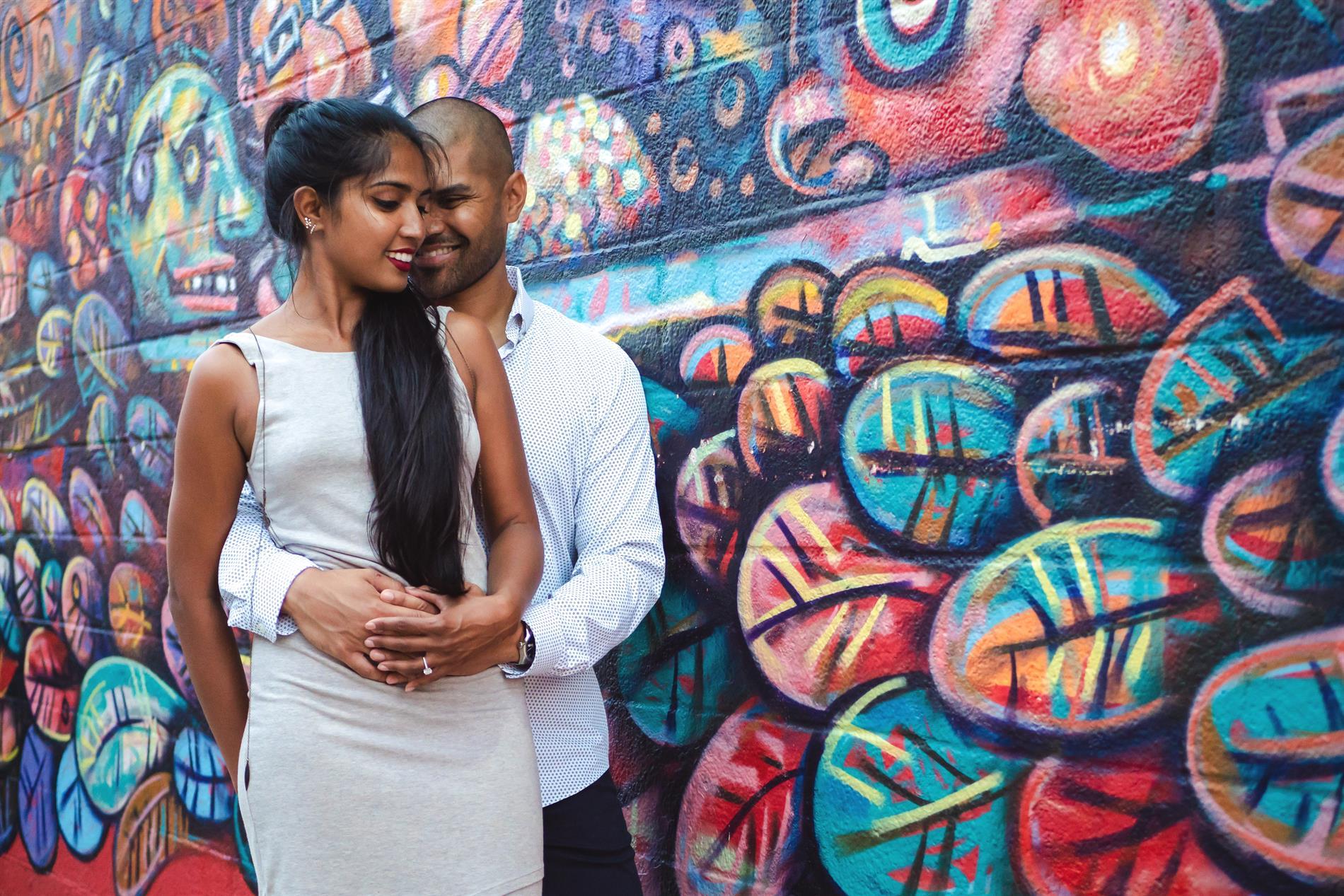 Sayani & Eric Engagement Photos