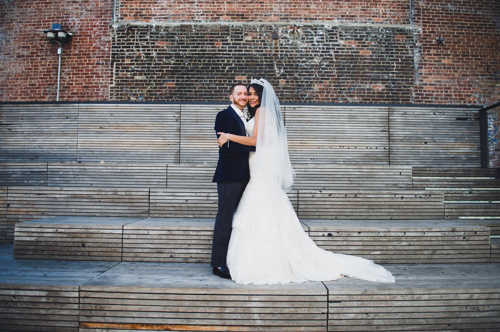 Yanette and Brandon Wedding Photos