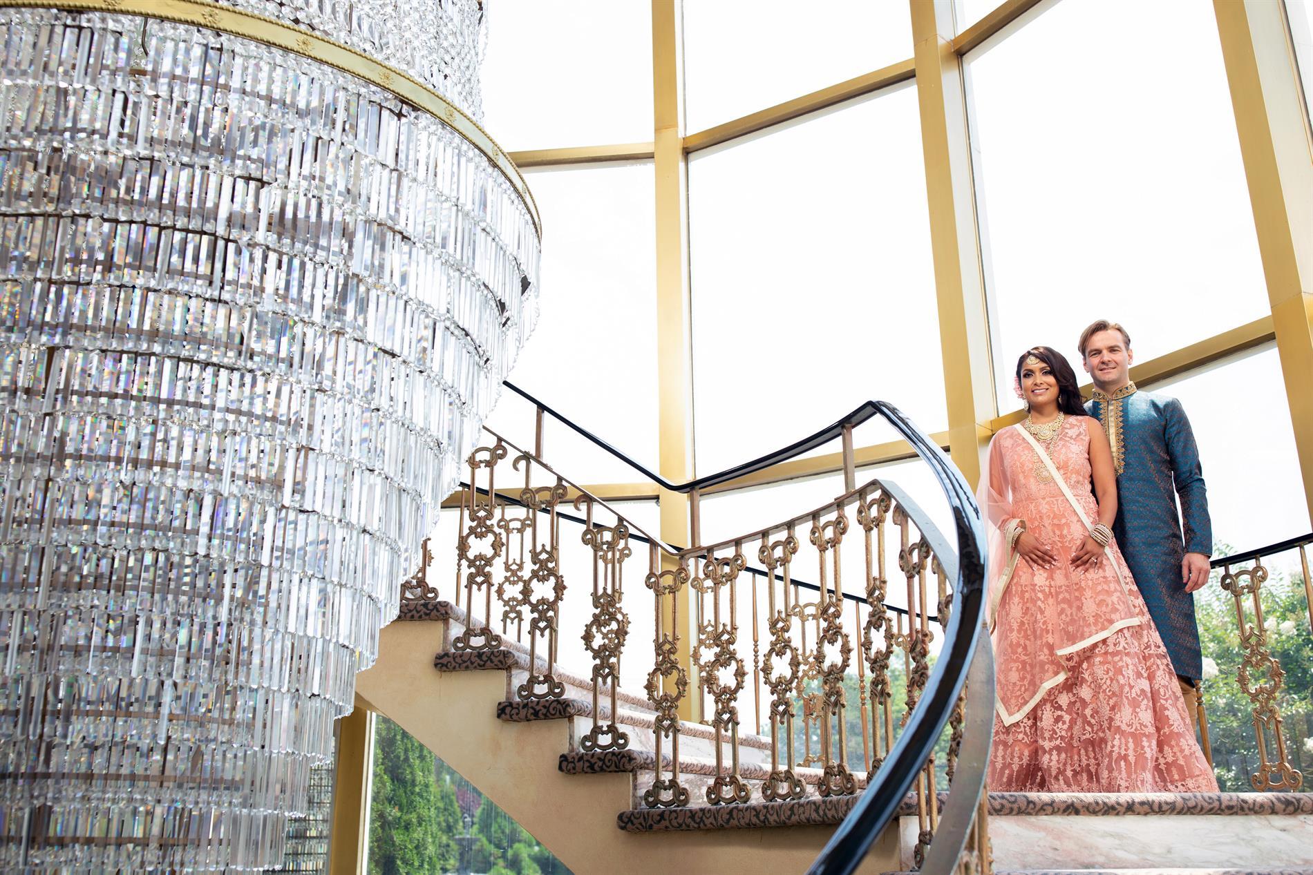 Ayesa and Christian Wedding