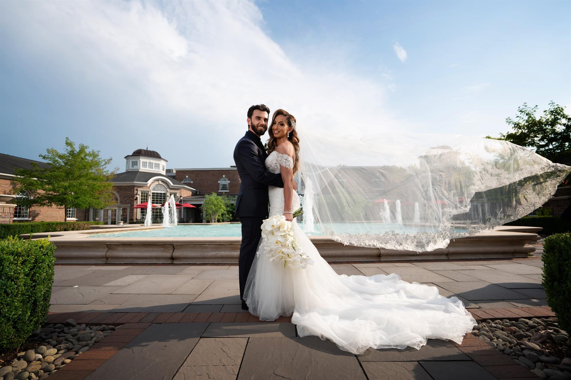 Liridon and Gabriella Wedding Photos