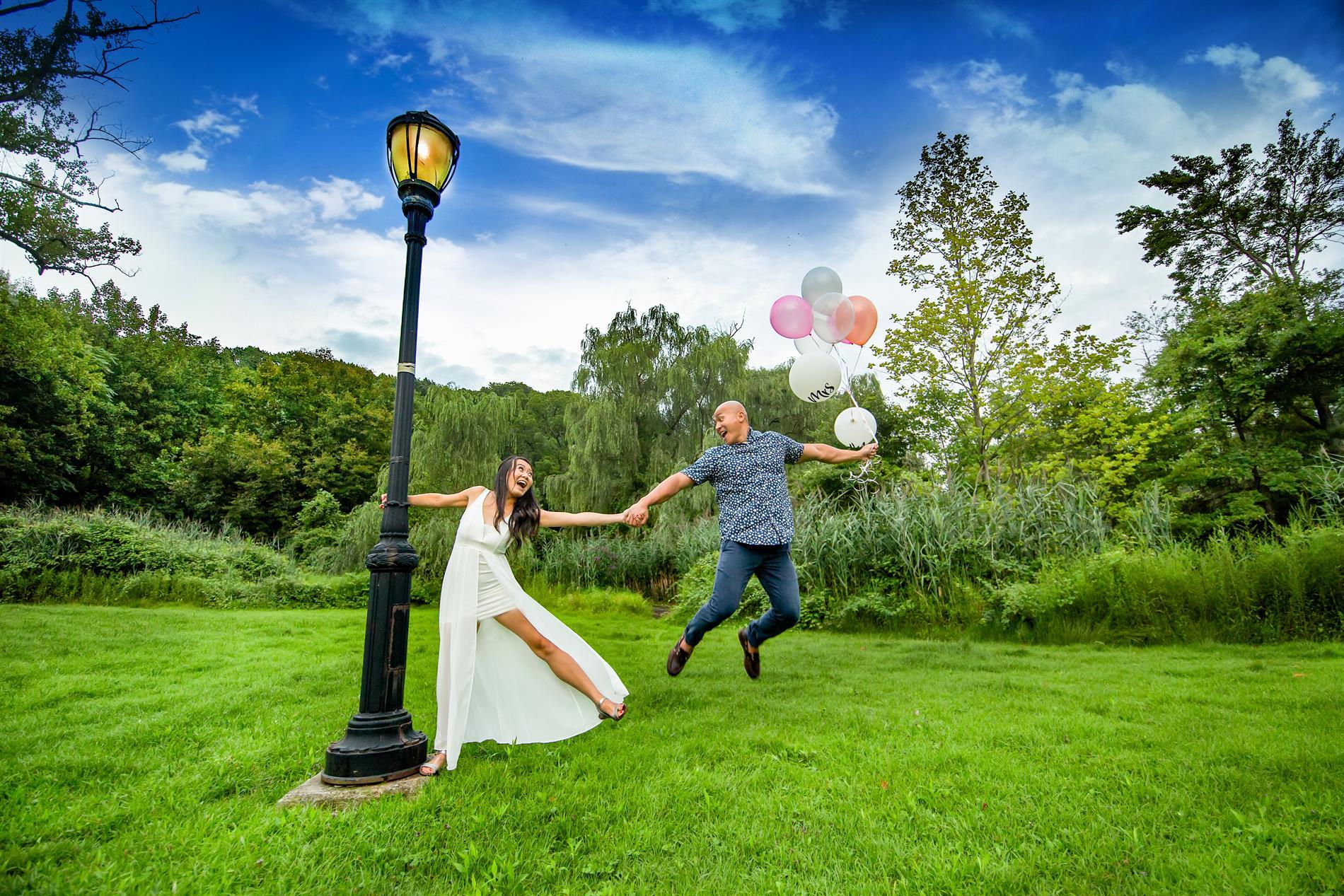 Eva & Delton Engagement Photos