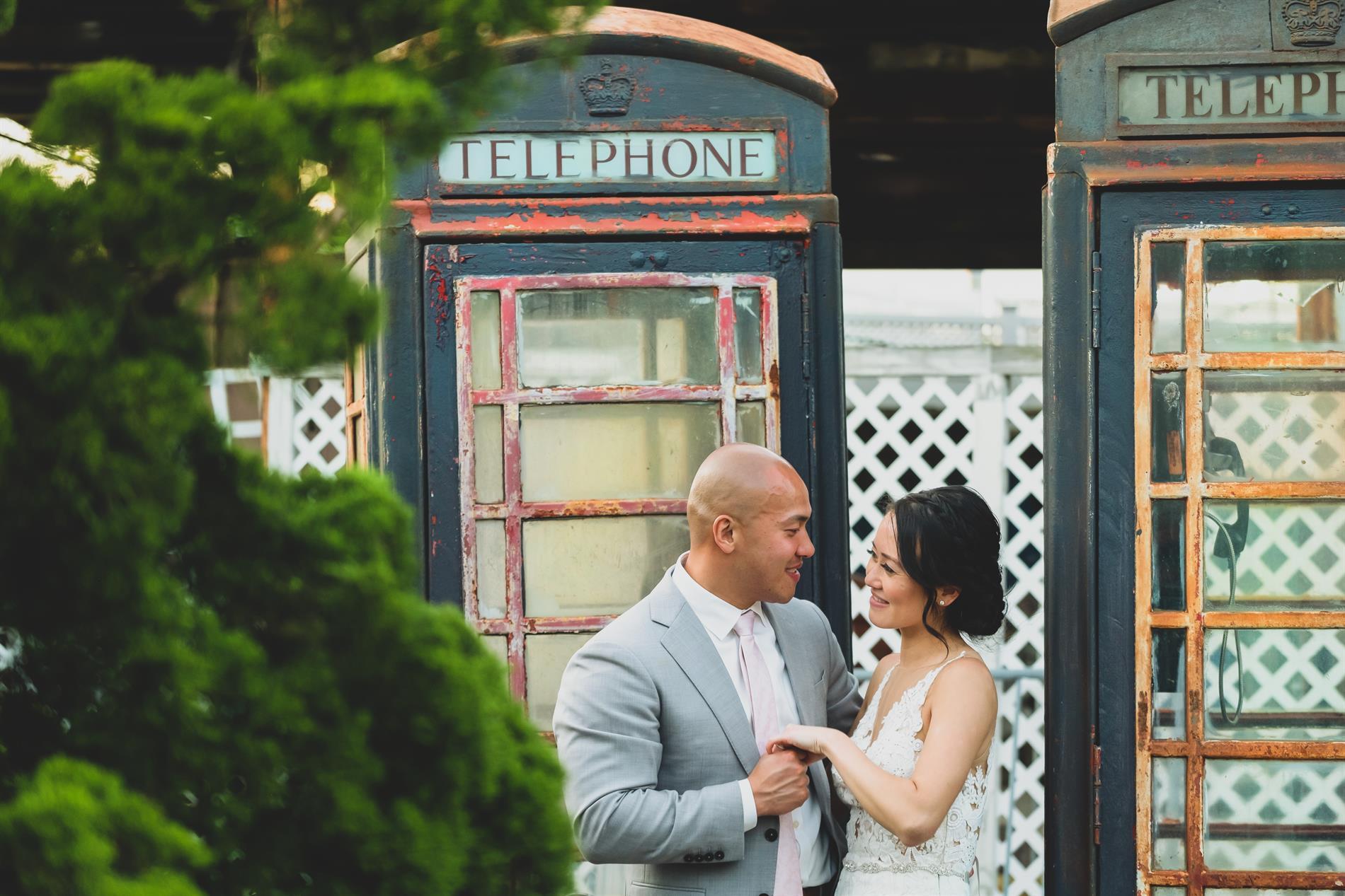 Eva & Delton Wedding Photos