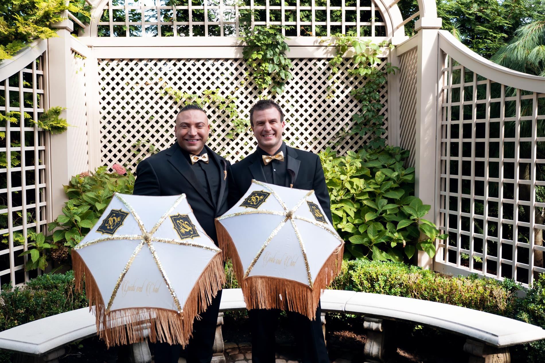 Guido and Chad Wedding Photos