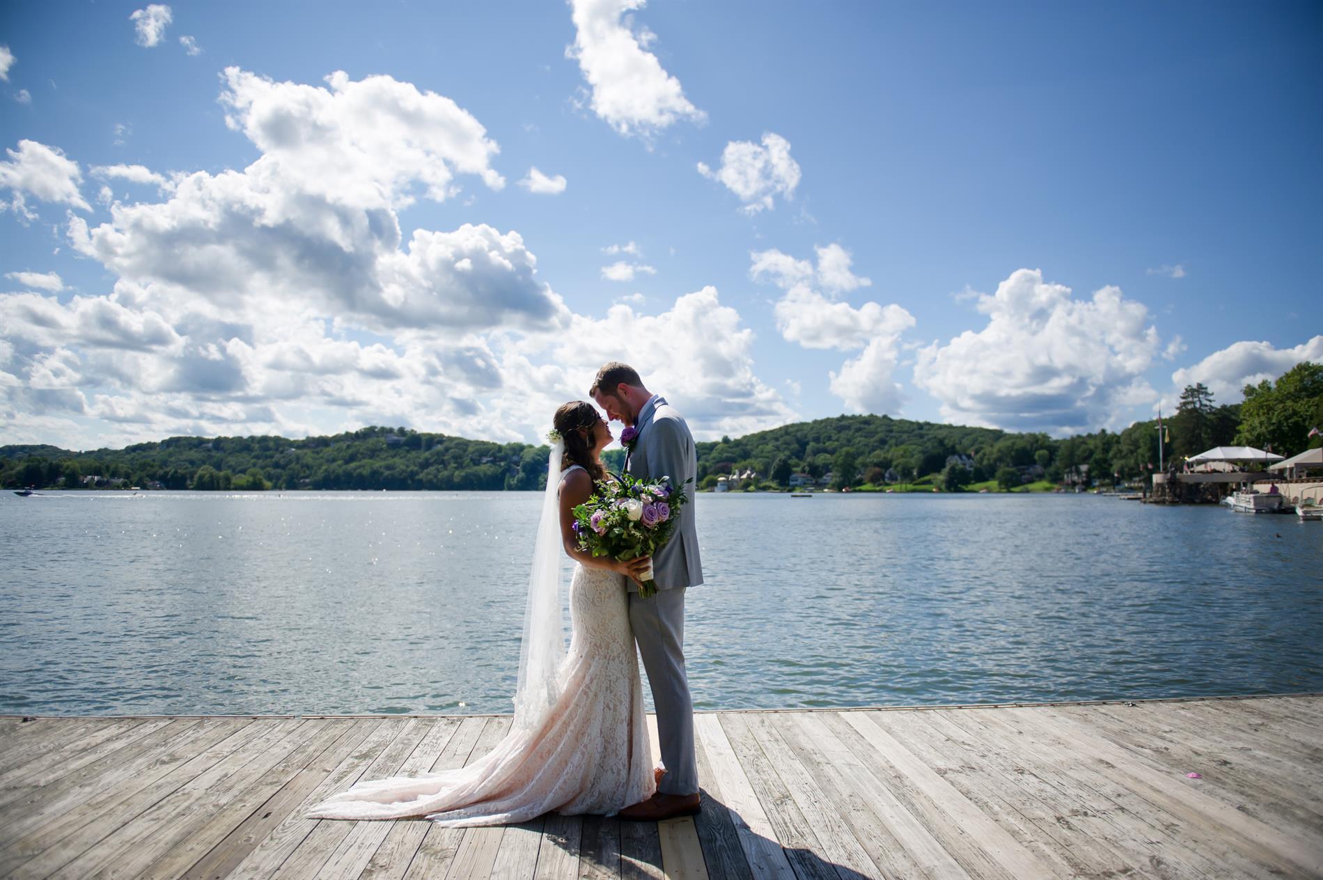 Jessica and Brian Wedding Photos