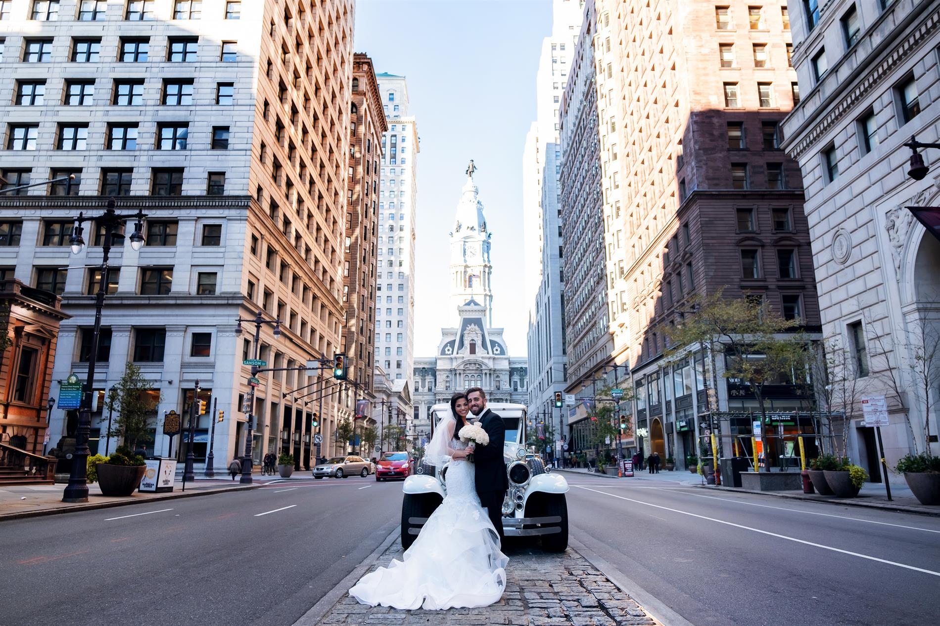 Valentina and Michael Wedding Photos