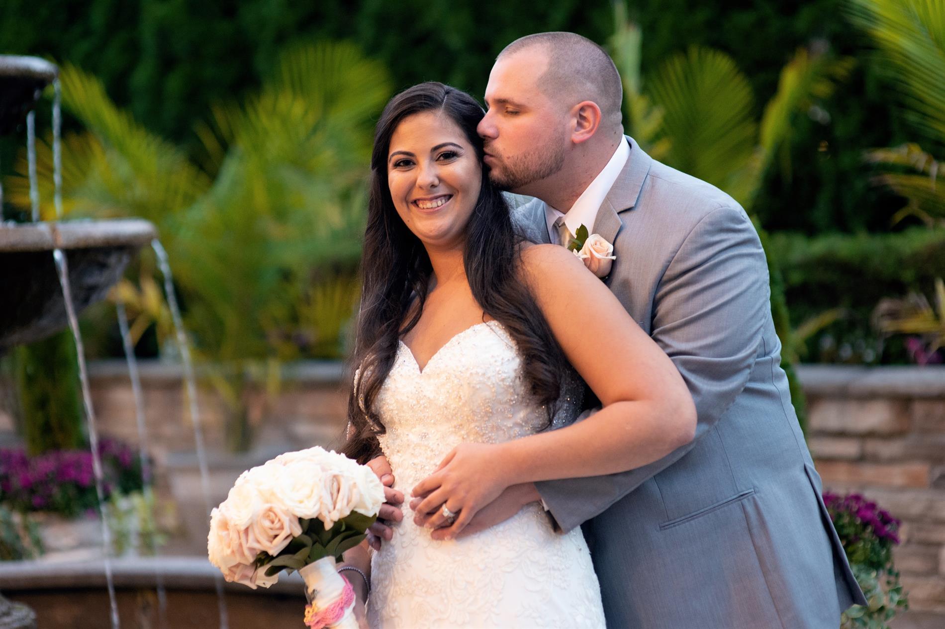 Lisa and Scott Wedding Photos