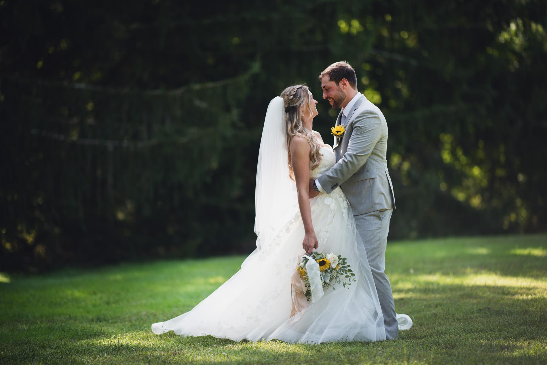 Magda and Sean Wedding Photos