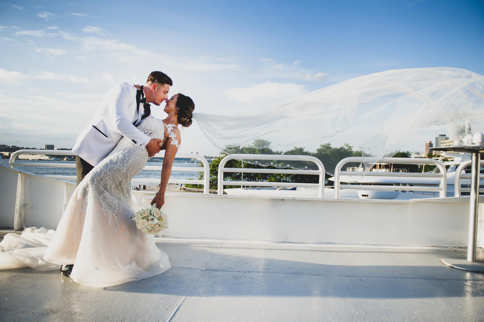 Georgia and Alex Wedding Photos