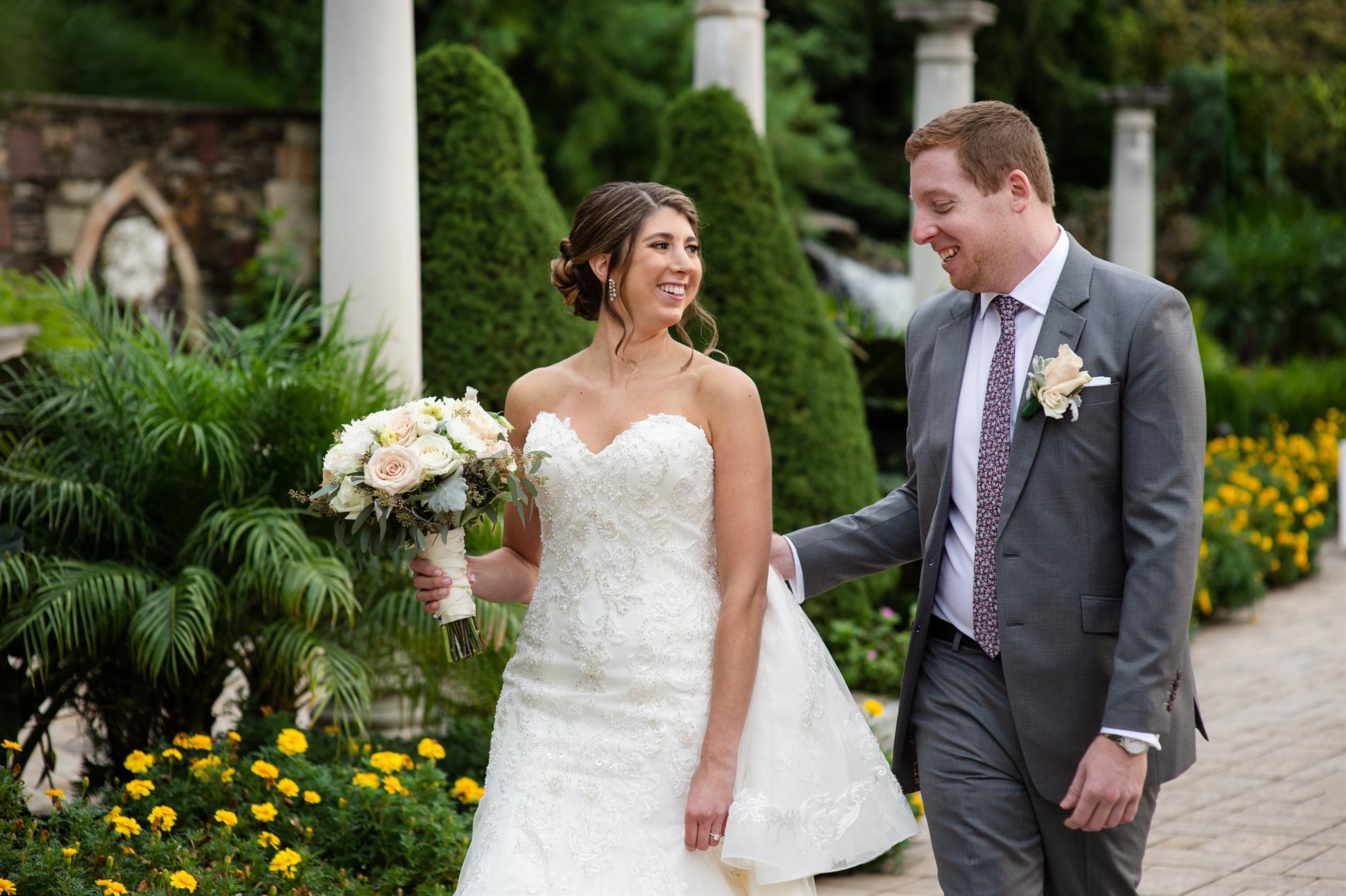 Sam and Ken Wedding Photos