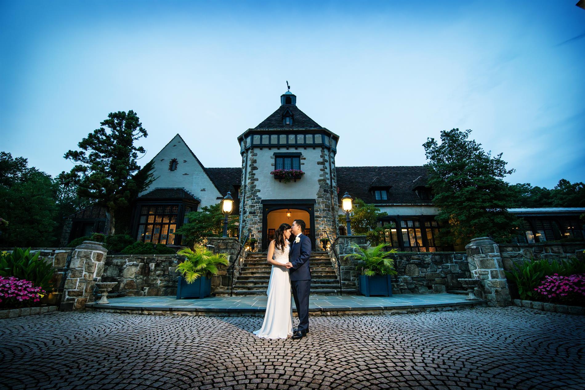 Vivian & Bill Wedding Photos