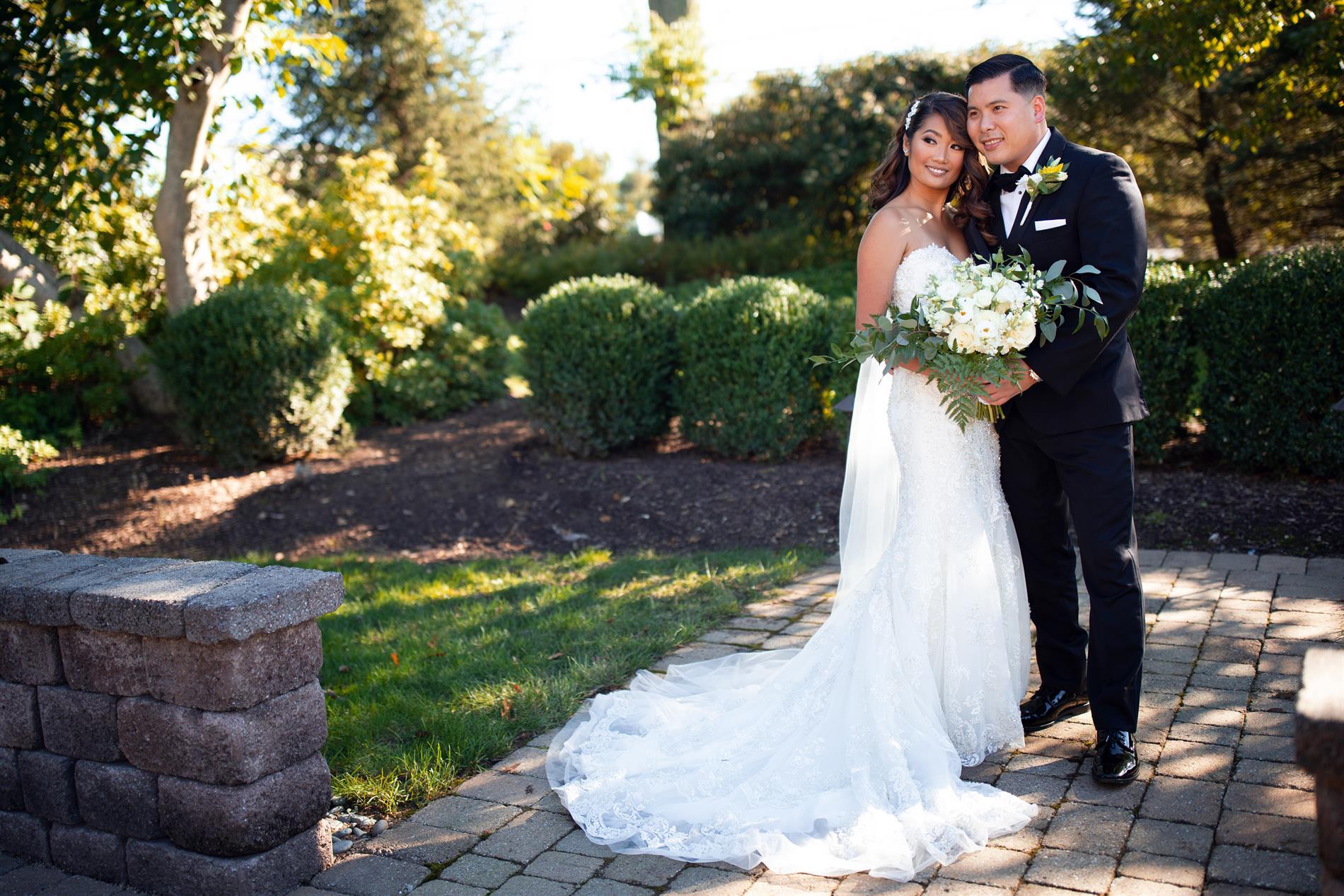 Rika and Nghia Wedding Photos