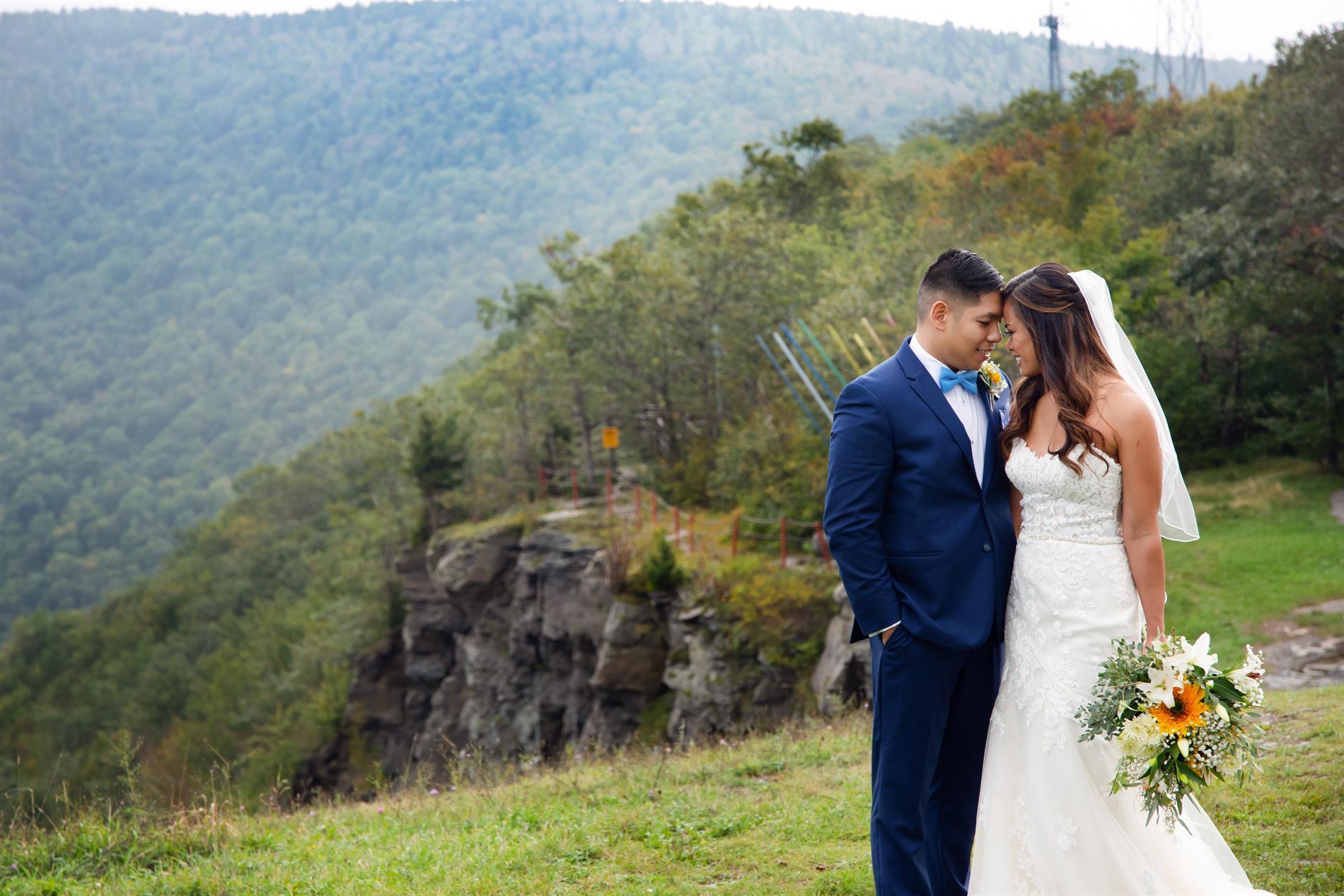 Abby and Jon Wedding Photos