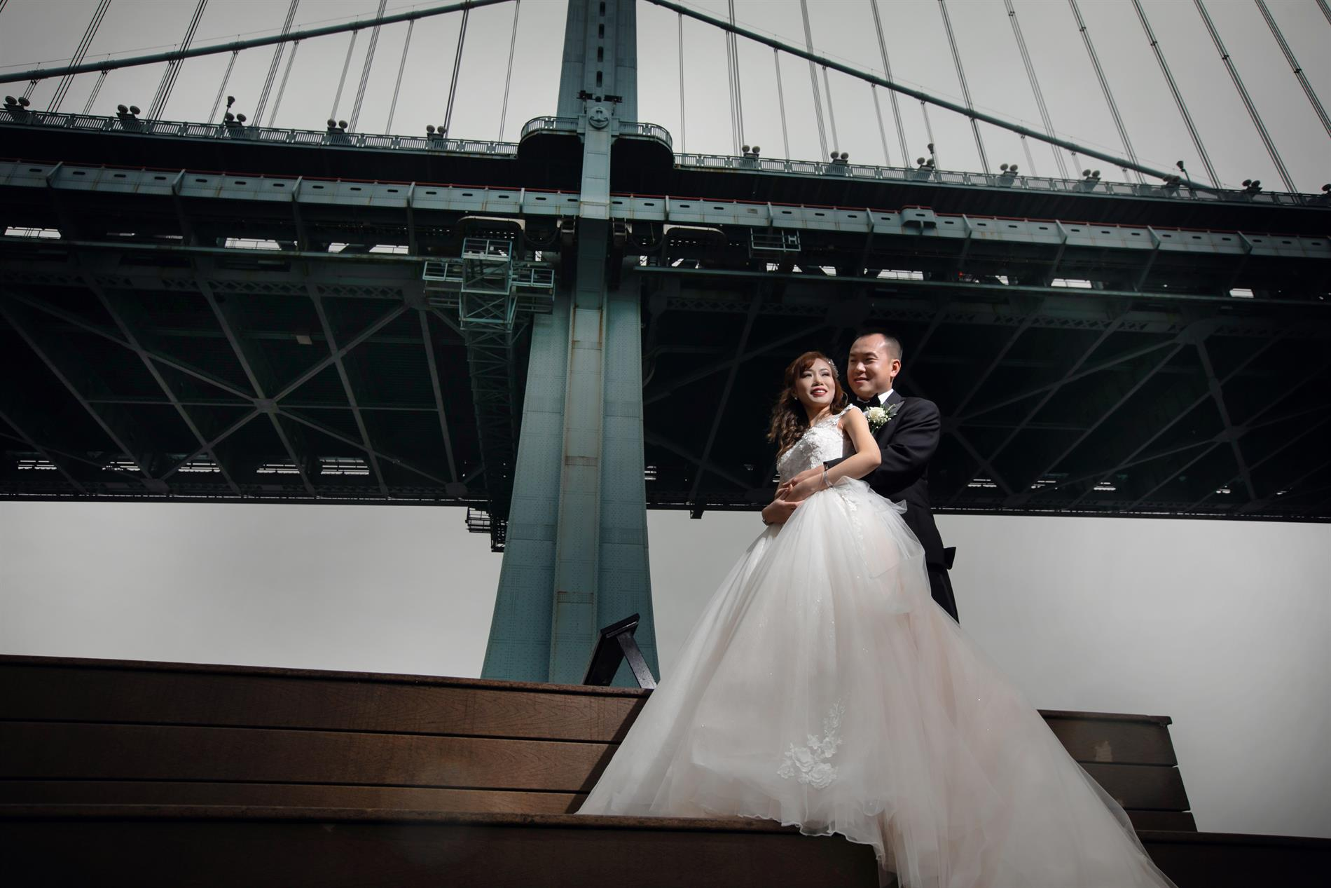 Huy and Phuong Wedding Photos