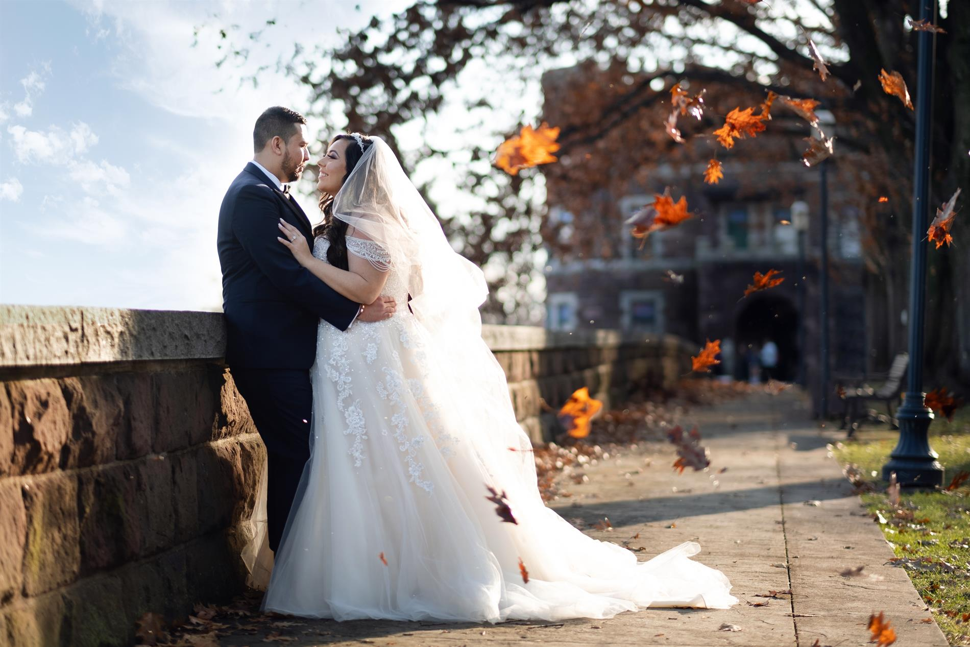 Lydia and Raul Wedding Photos