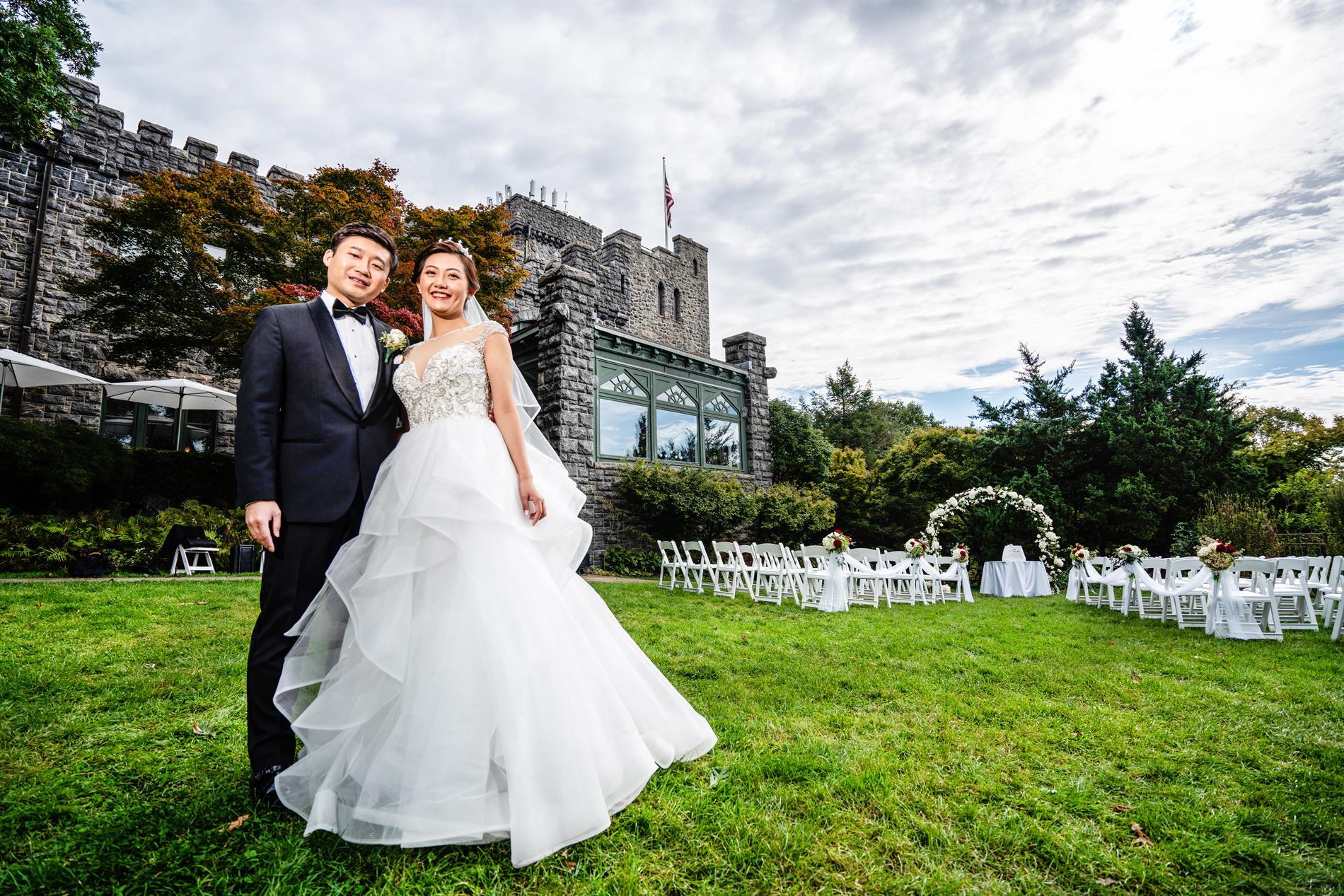 Meng & Xuan Wedding Photos