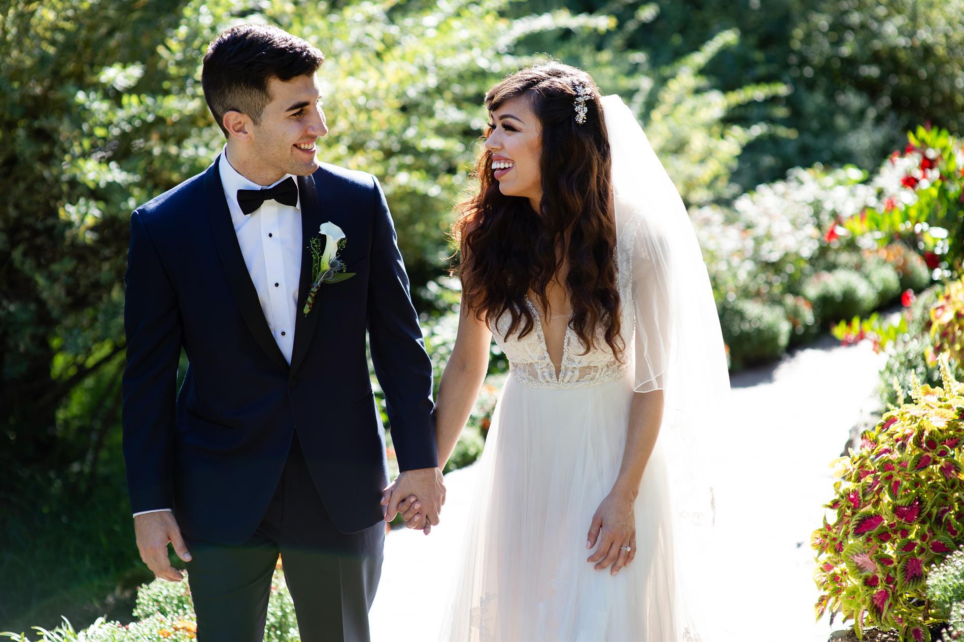 Chelsea and Sal Wedding Photos