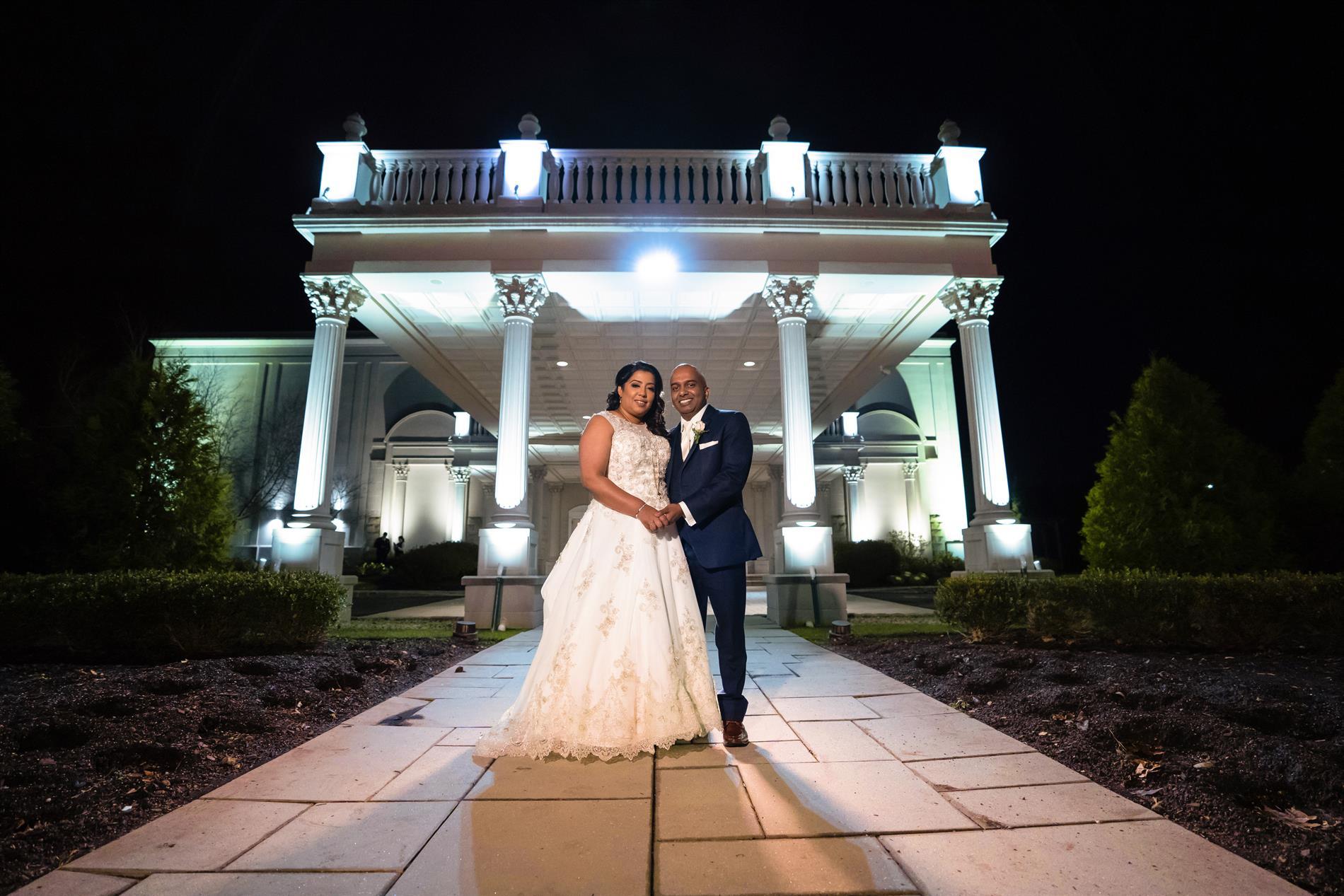 Tina and Santhosh Wedding Photos