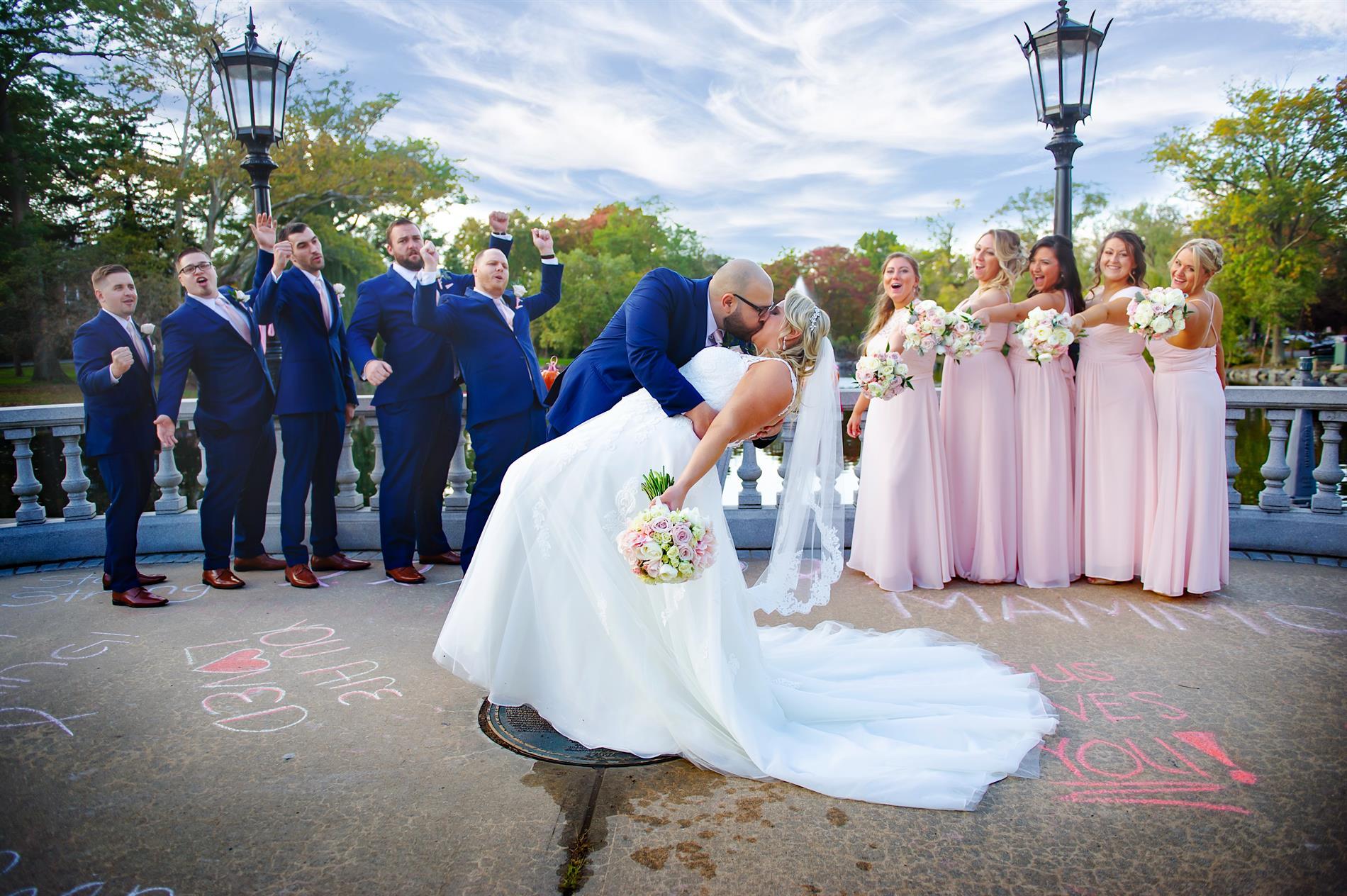 Barbara & Christopher Wedding Photos