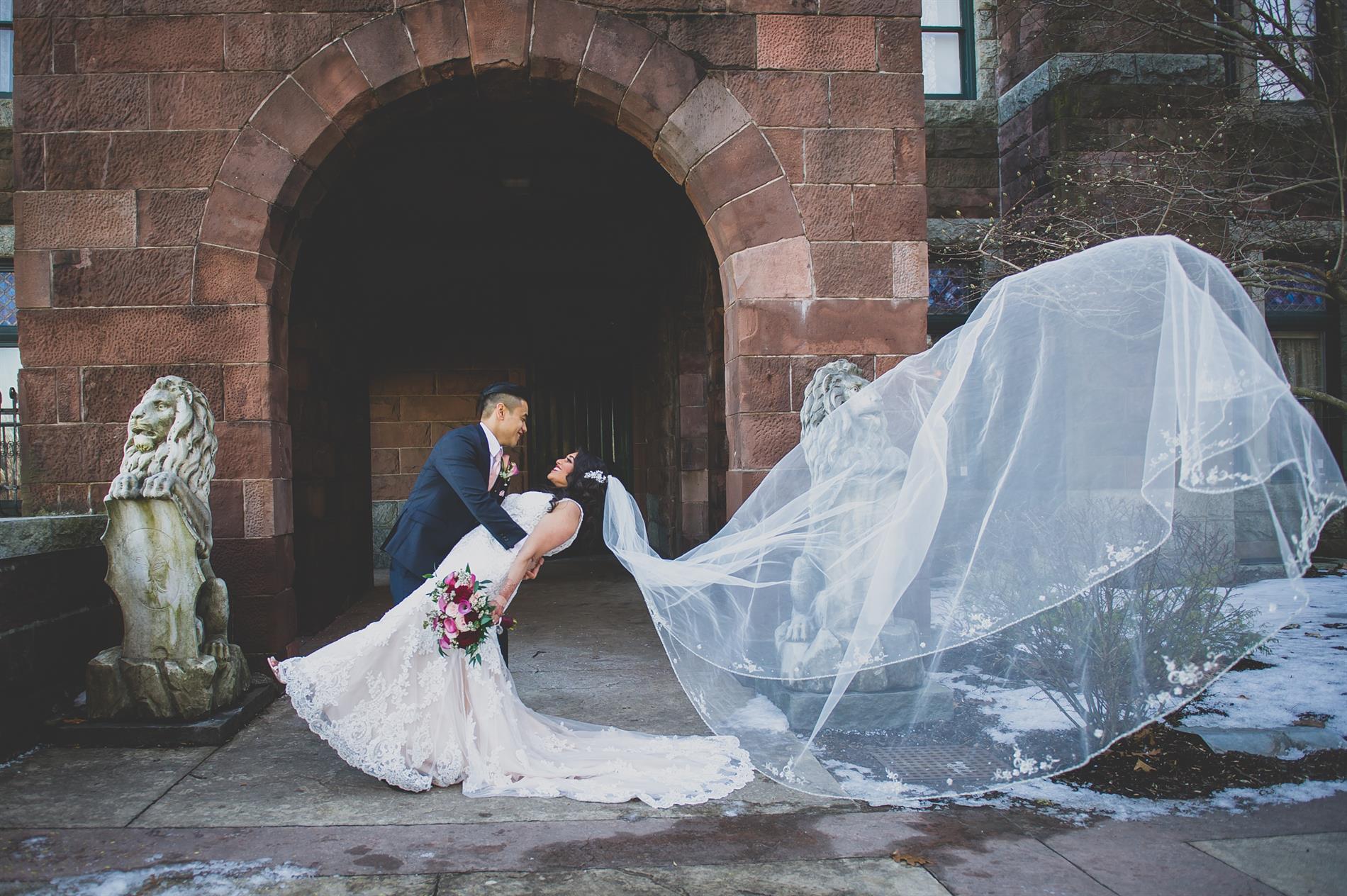 Neeti and Mark Wedding Photos