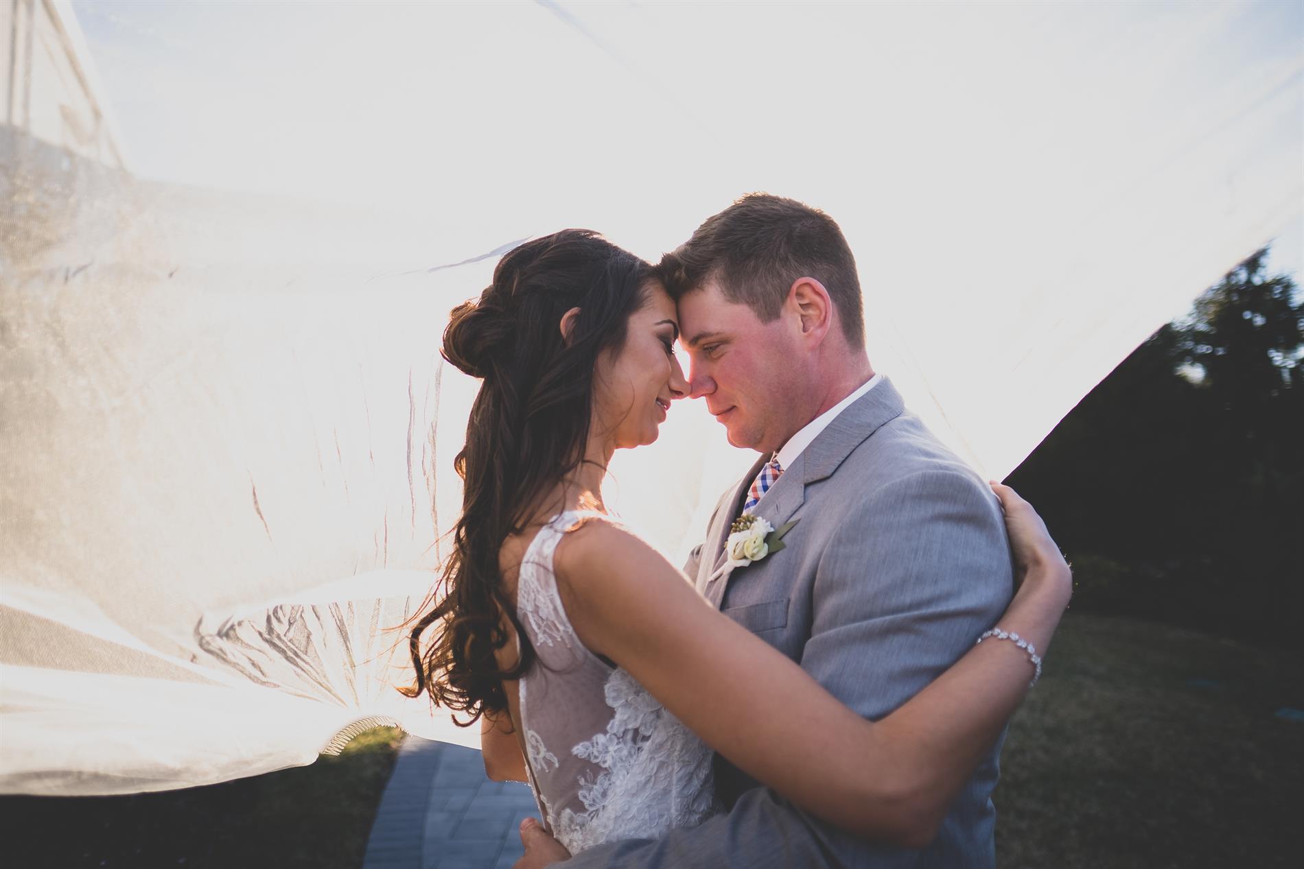 Melissa and John Wedding Photos