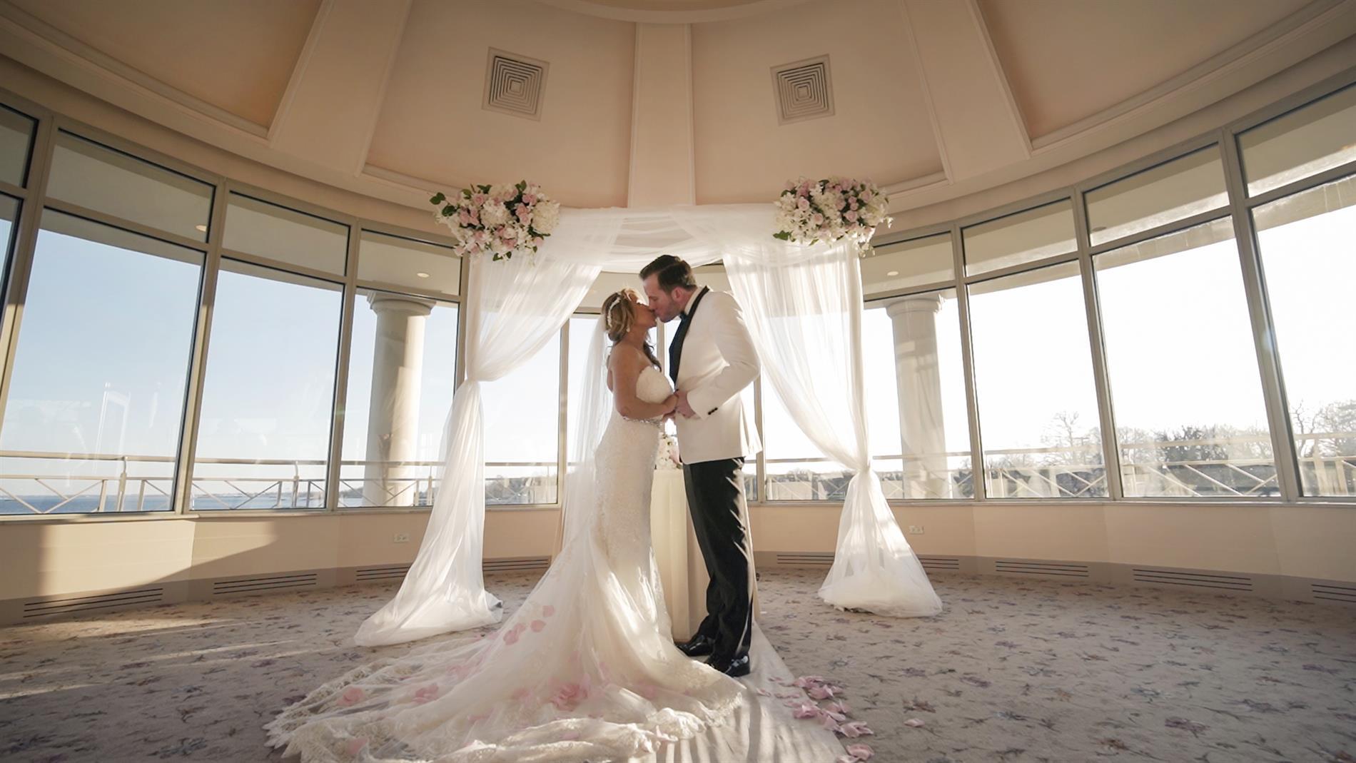 Stephanie and Nick Wedding Photos