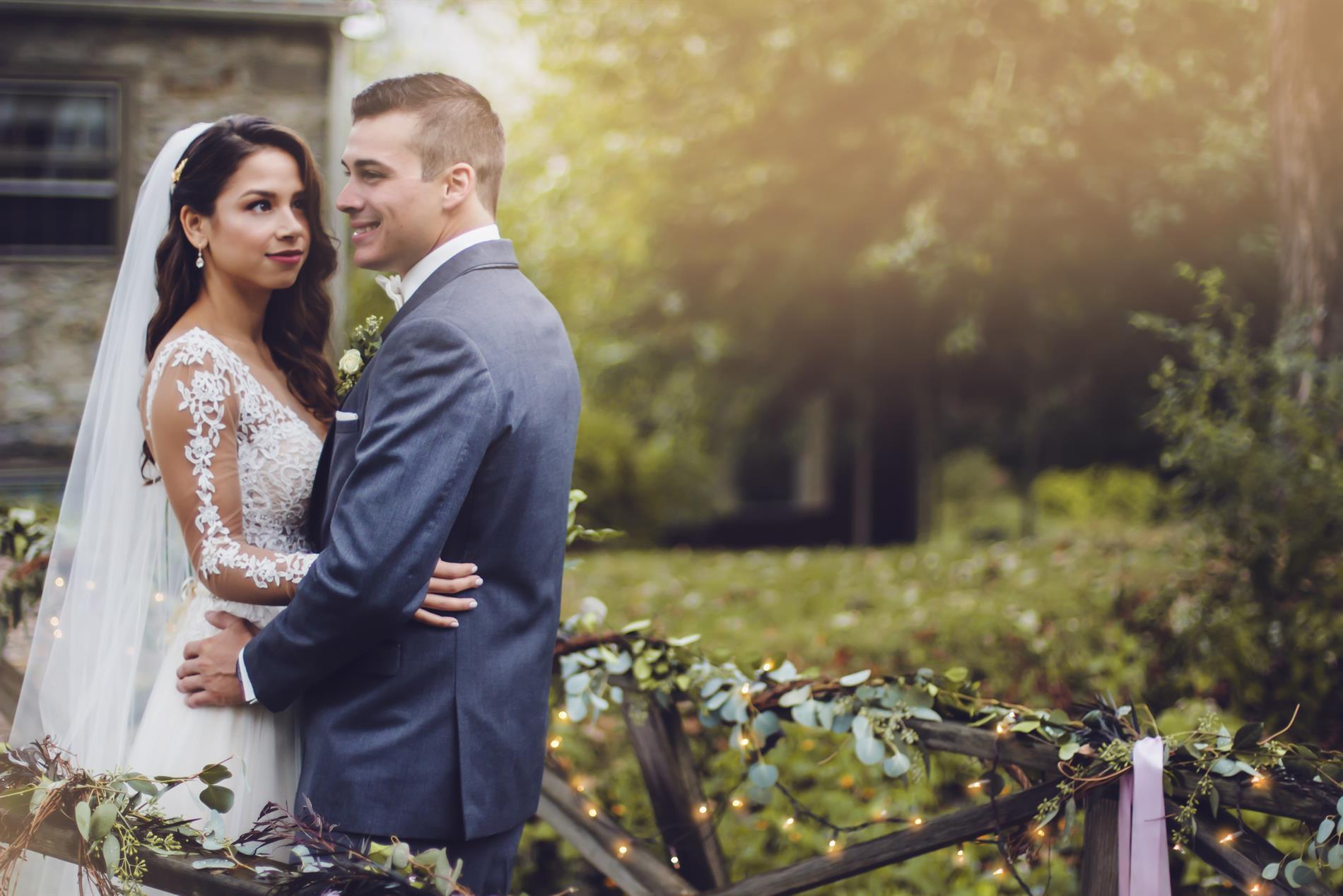 Rachel & Ryan Wedding Photos
