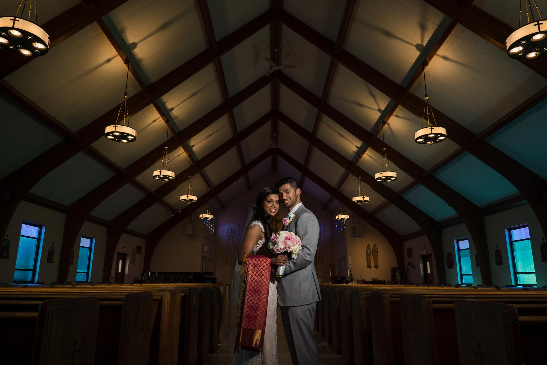 Anjali & George Wedding Photos