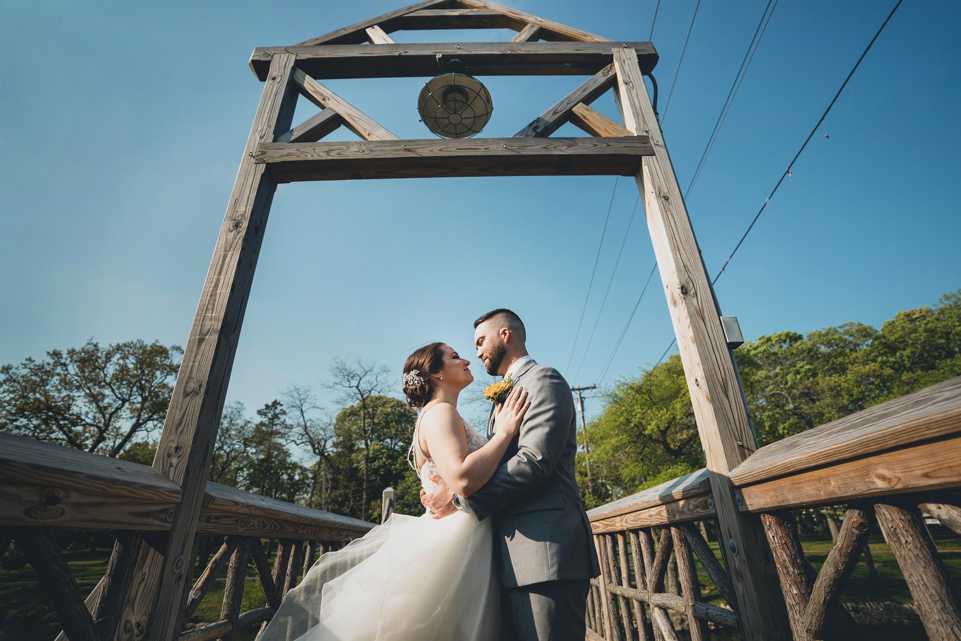 Alicia and Tyler Wedding Photos