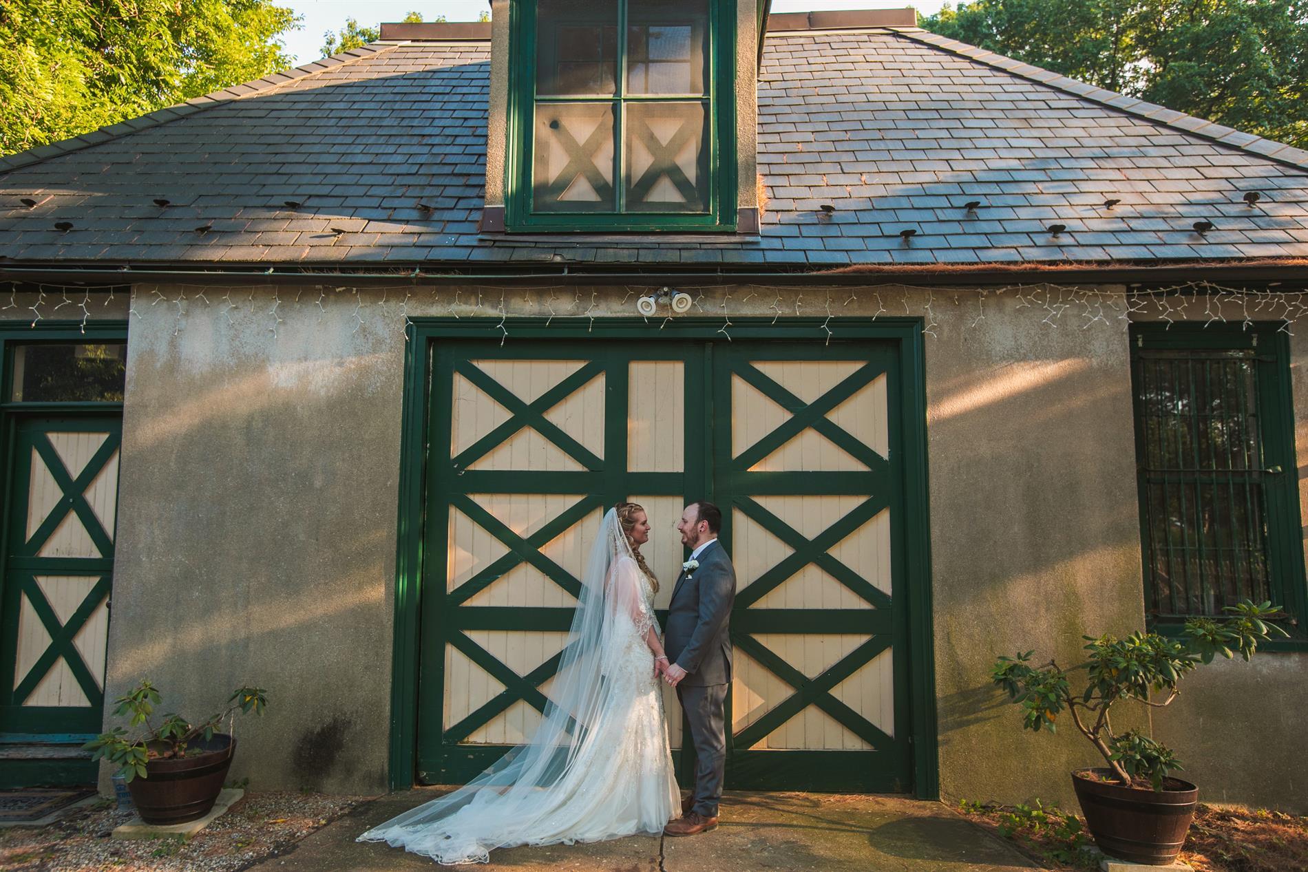 Colette and Al Wedding Photos