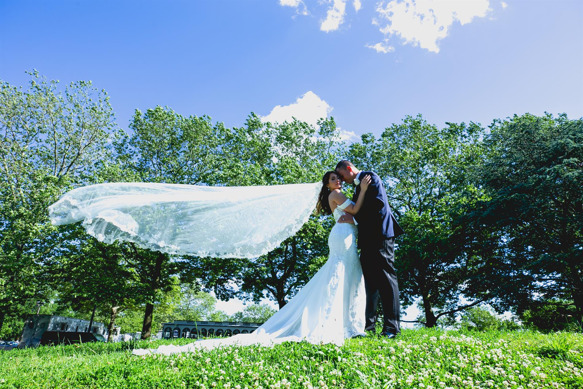 Jean & Adam Wedding Photos