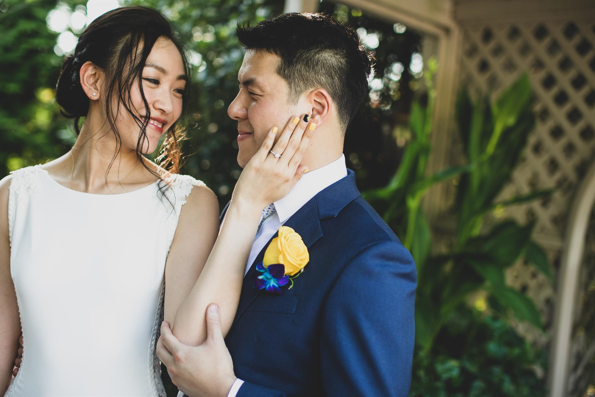 Emerald and Jin Wedding Photos