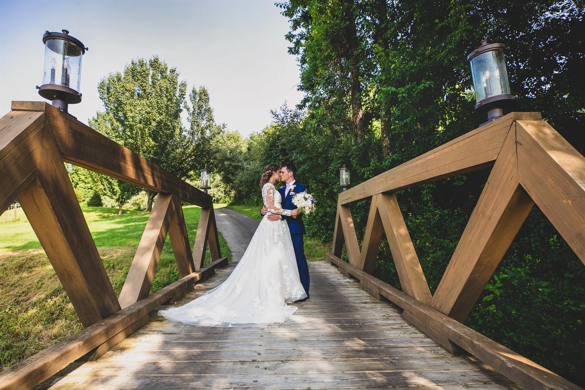 Ashley and Laurence Wedding Photos