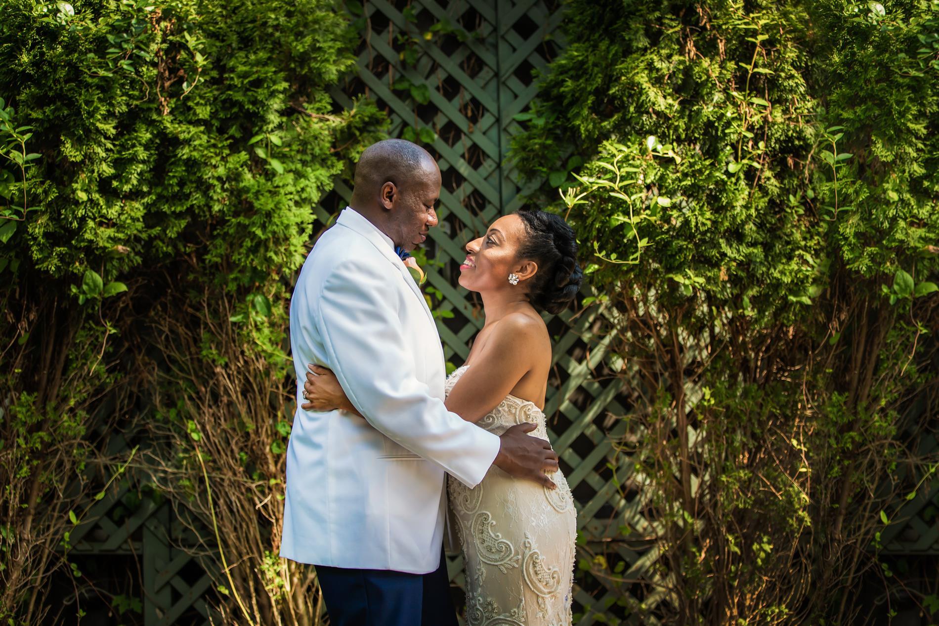 Daneen and Guenson Wedding Photos