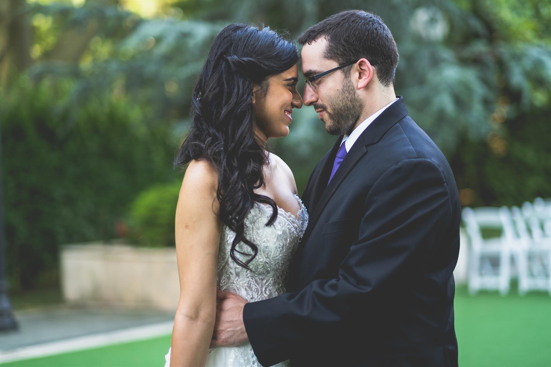 Tony and Feria Wedding Photos