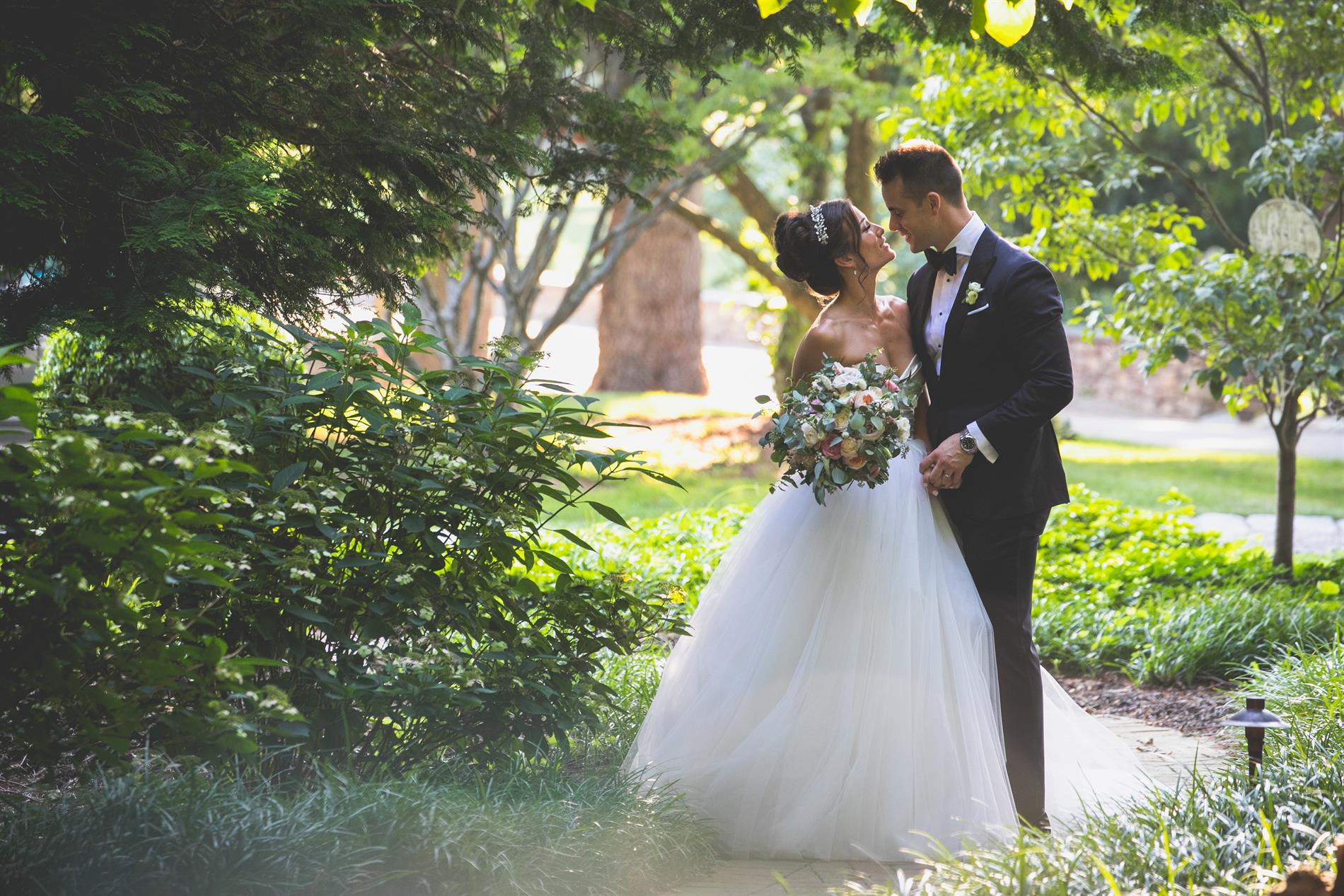 Christine and Max Wedding Photos