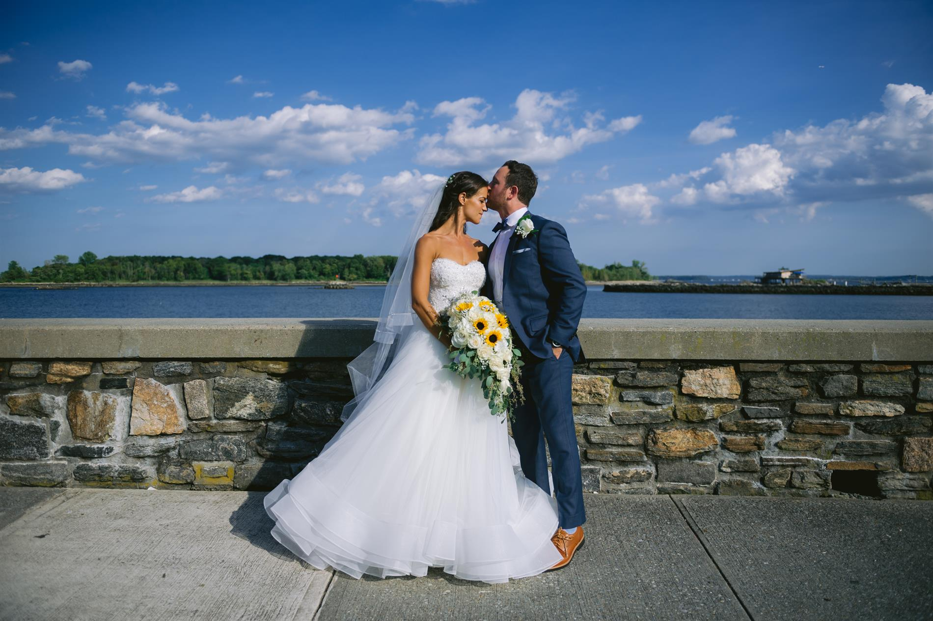 Lisa and Kevin Wedding Photos