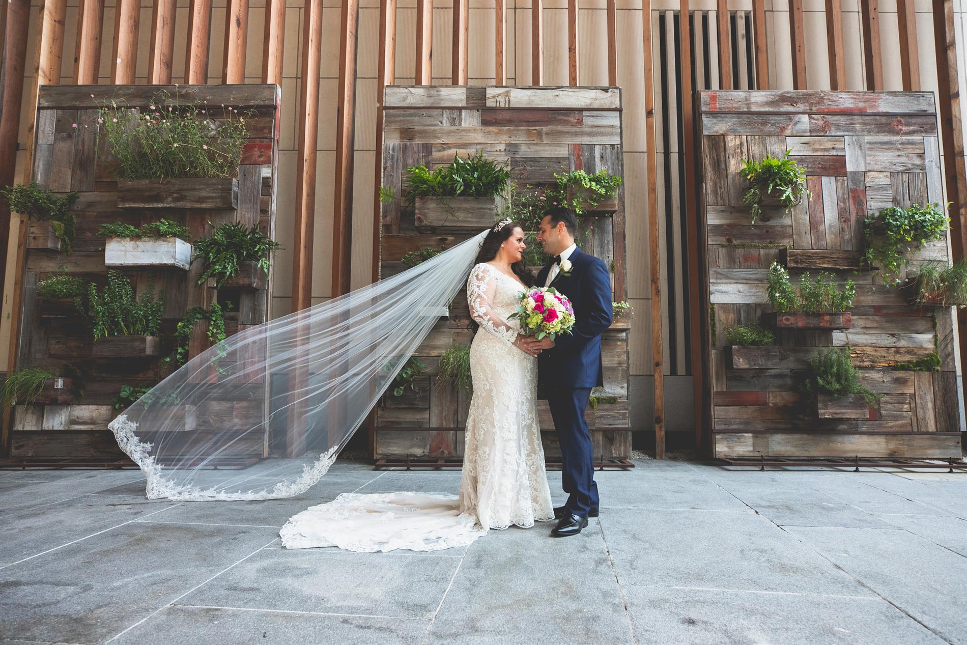 Serra and Michael Wedding Photos