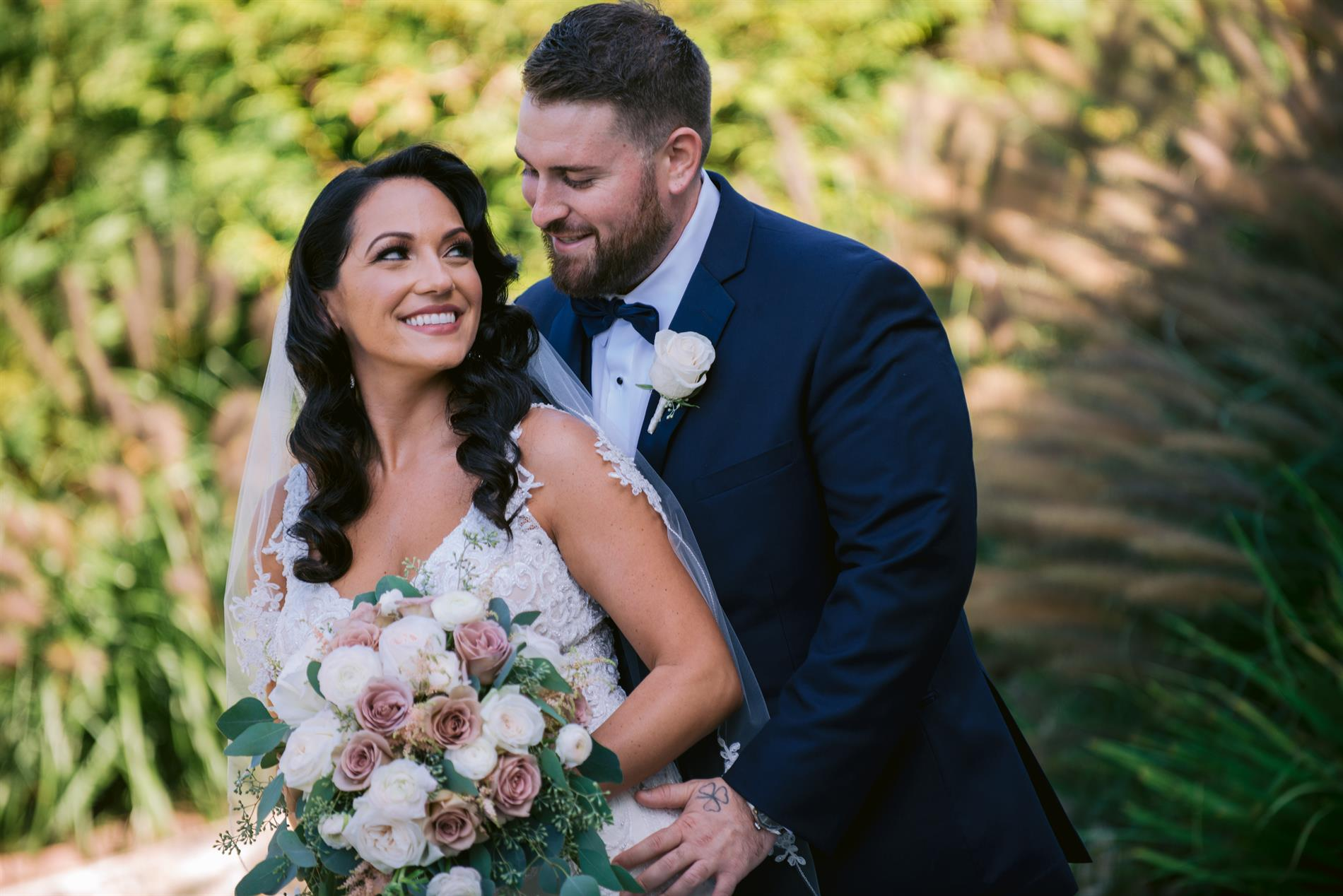 Jess and Joe Wedding Photos