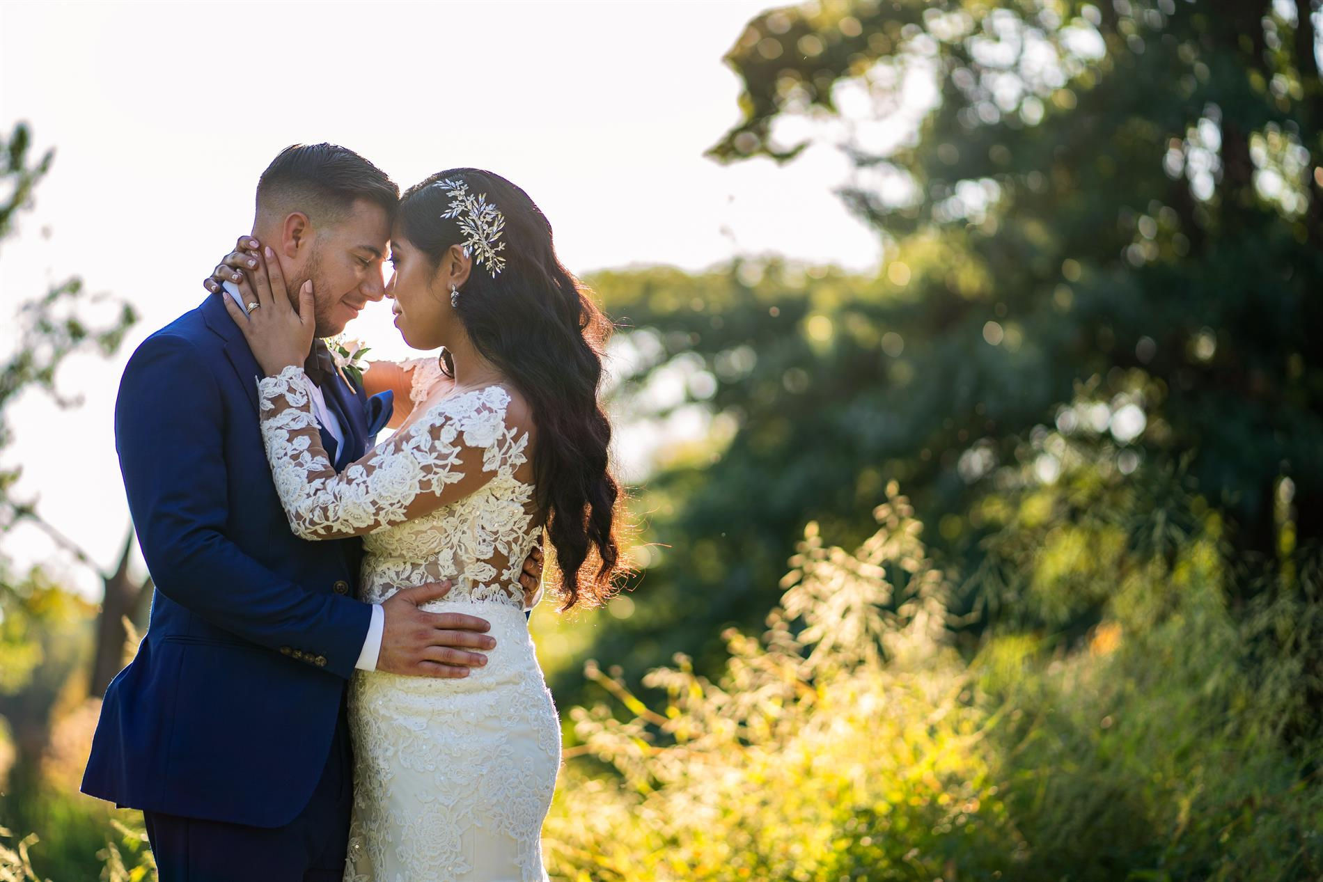 Vanessa and Frank Wedding Photos