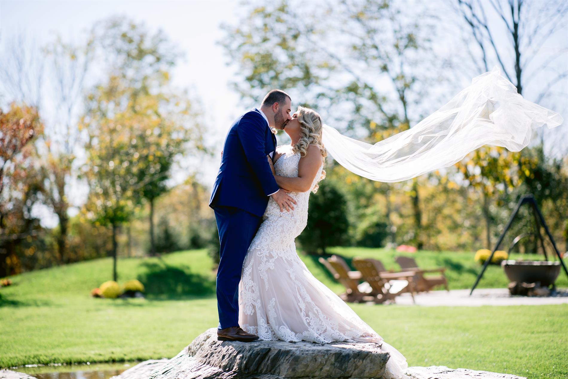 Ashley and Richard Wedding Photos