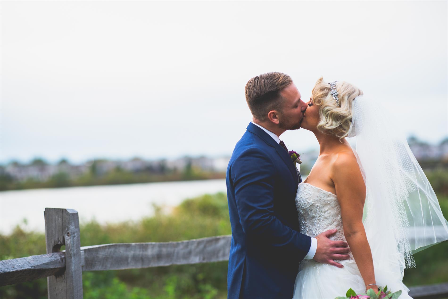 Samantha and Jordan Wedding Photos