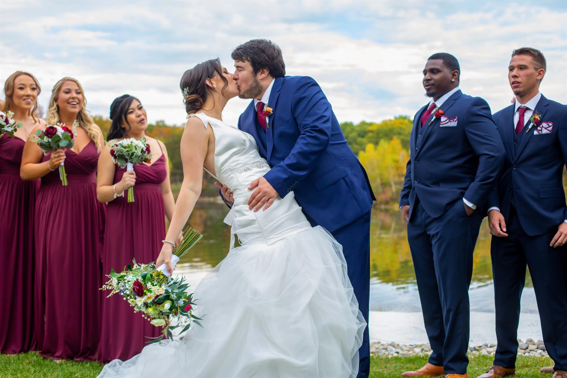 Jennifer and Ryan Wedding Photos
