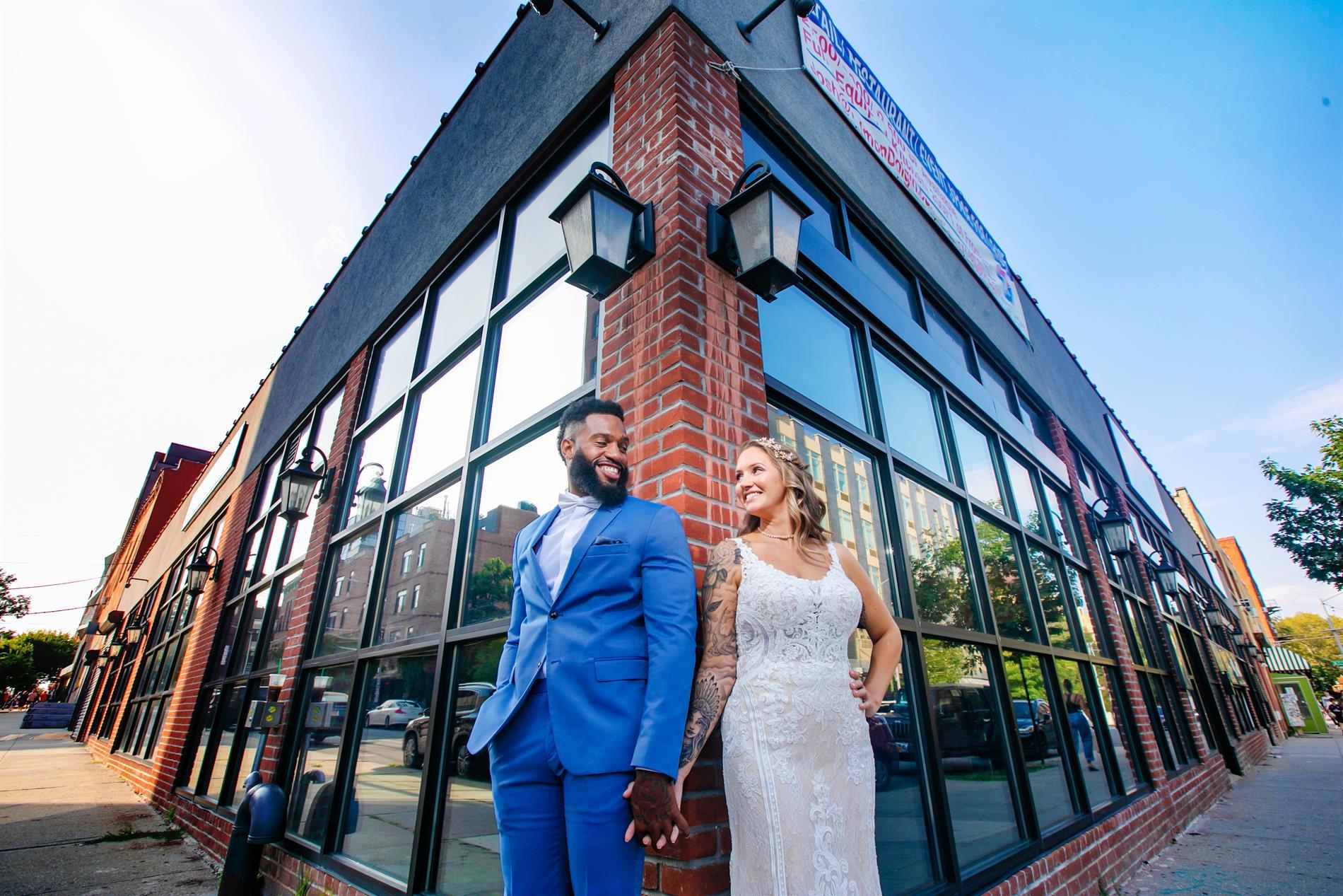 Danielle & David Wedding Photos
