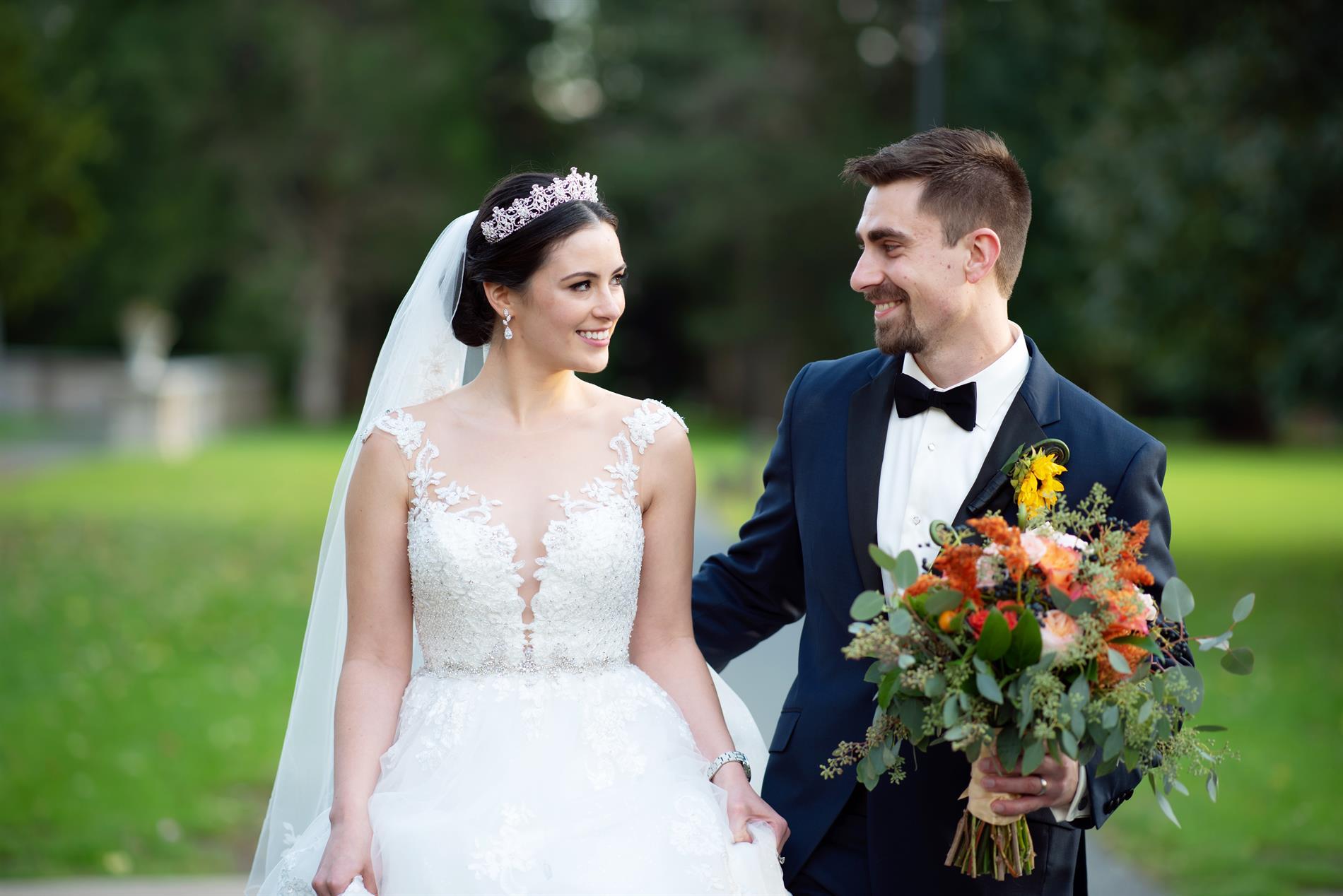 Veronica & Jason Wedding Photos