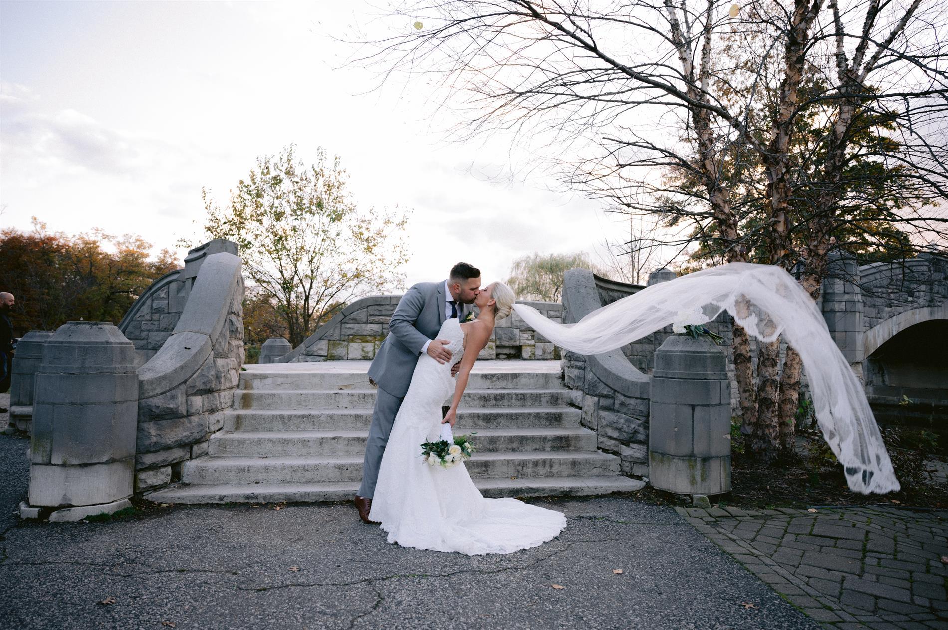 Laura & Dave Wedding Photos
