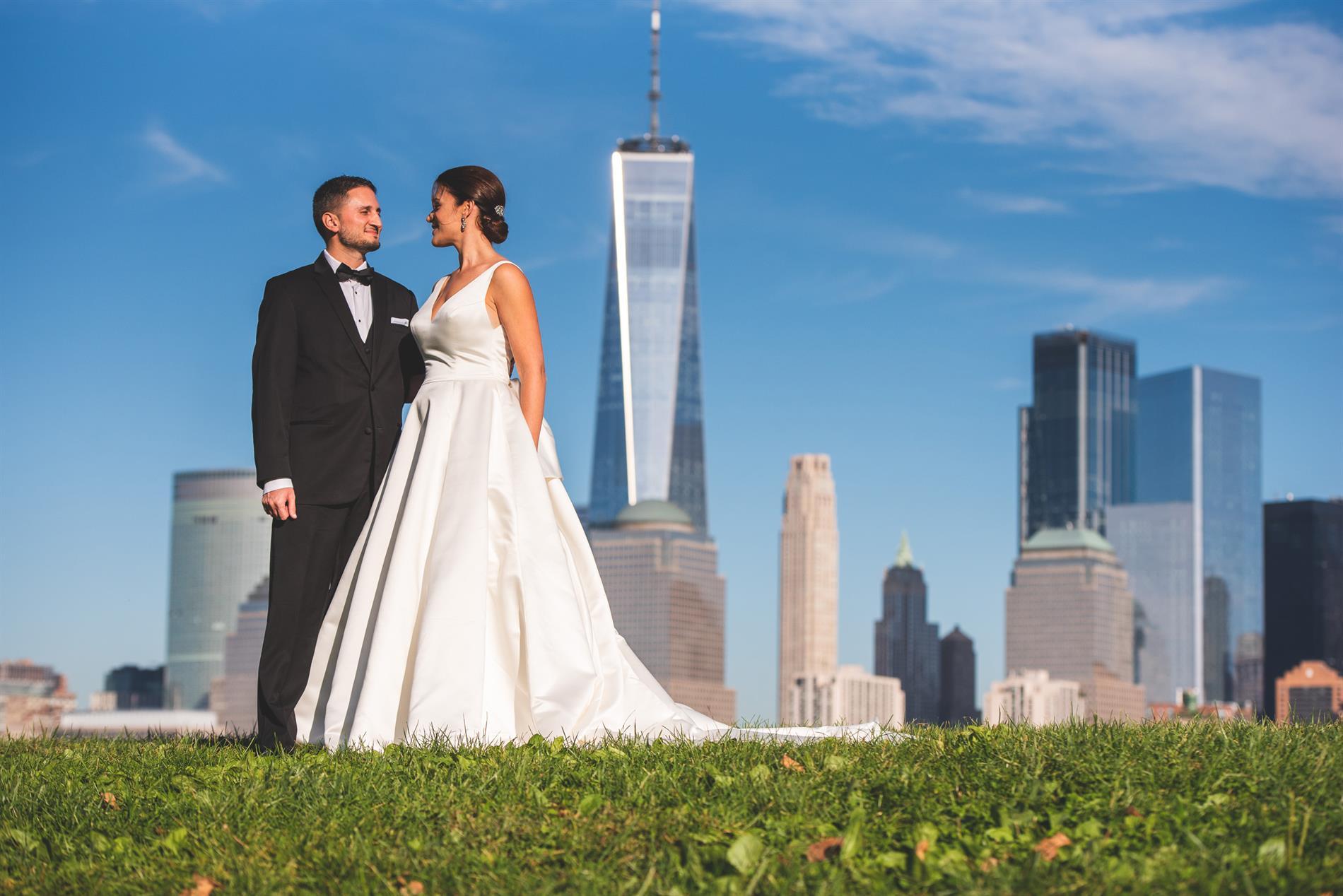 Rebecca & Peter Wedding Photos